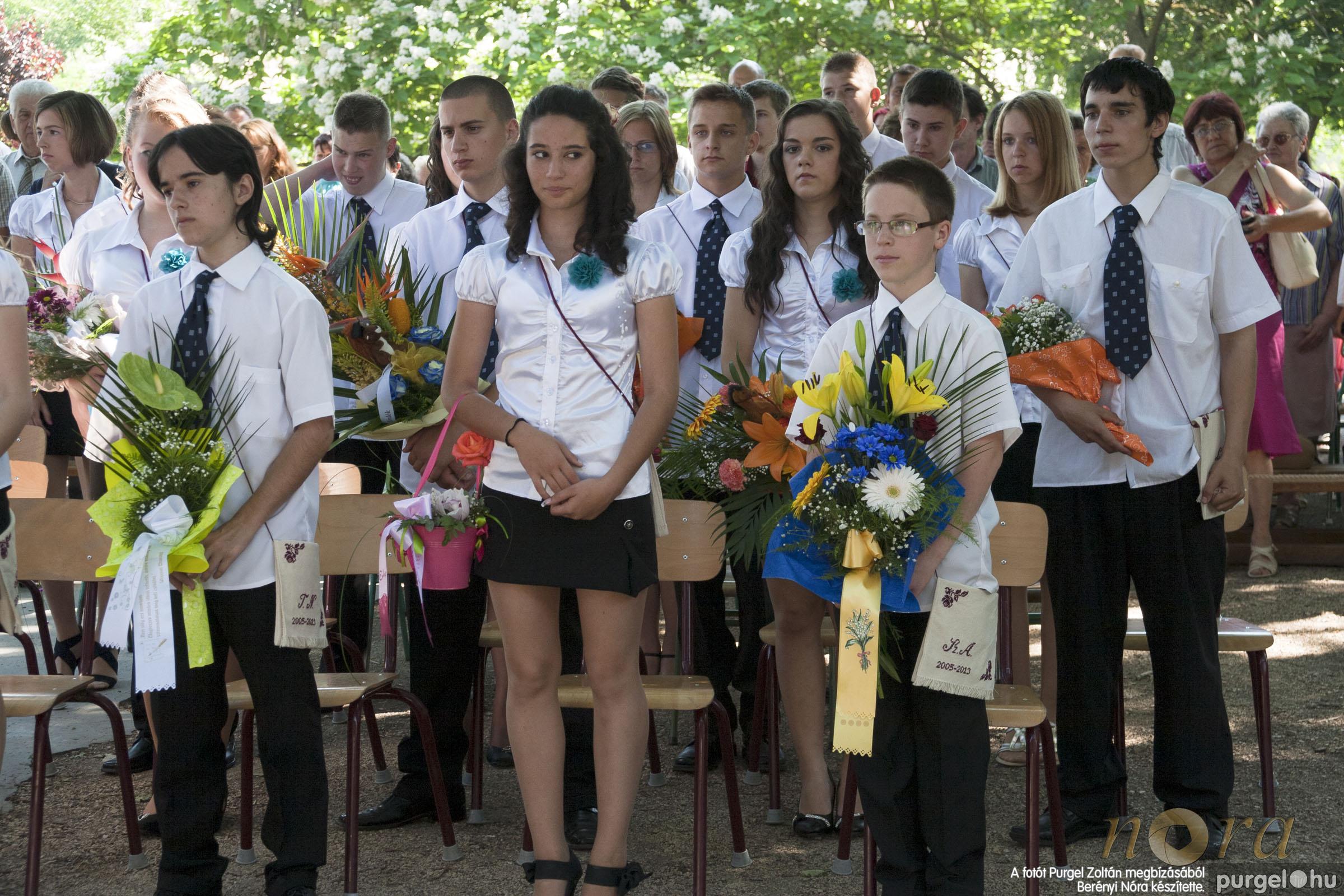 2013.06.15. 168 Forray Máté Általános Iskola ballagás 2013. - Fotó:BERÉNYI NÓRA© _MG_1181.JPG