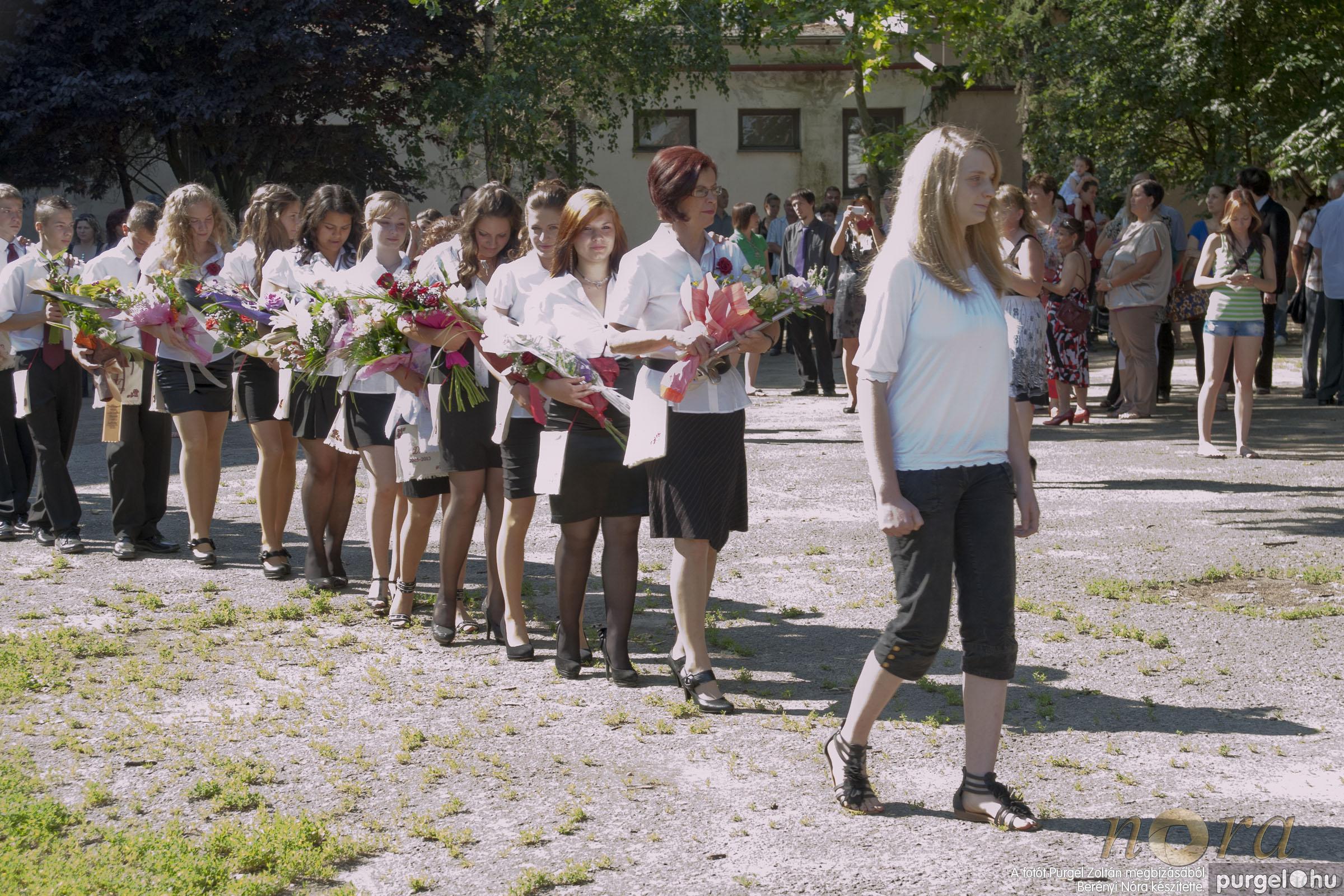 2013.06.15. 120 Forray Máté Általános Iskola ballagás 2013. - Fotó:BERÉNYI NÓRA© _MG_1082.JPG