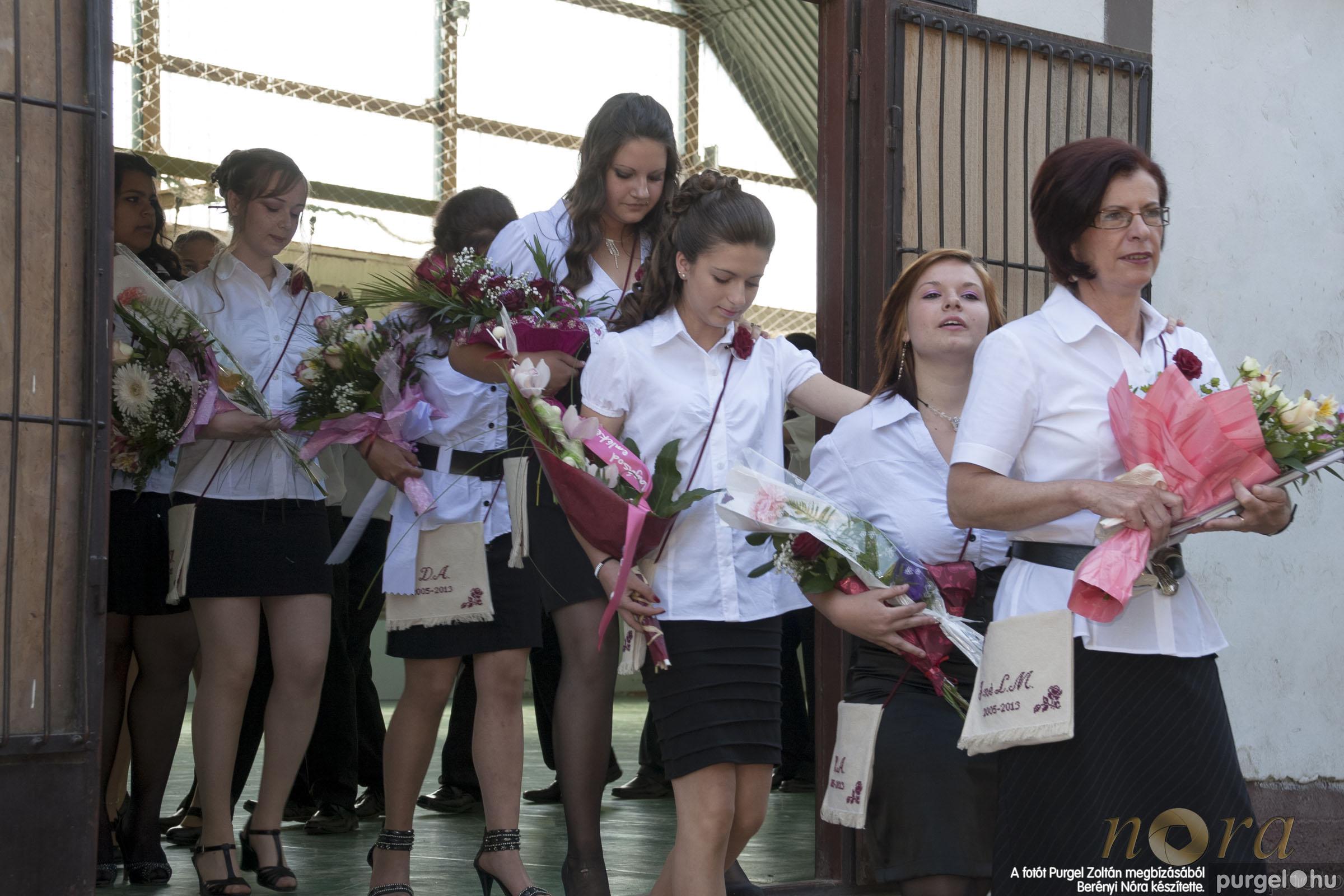 2013.06.15. 117 Forray Máté Általános Iskola ballagás 2013. - Fotó:BERÉNYI NÓRA© _MG_1077.JPG