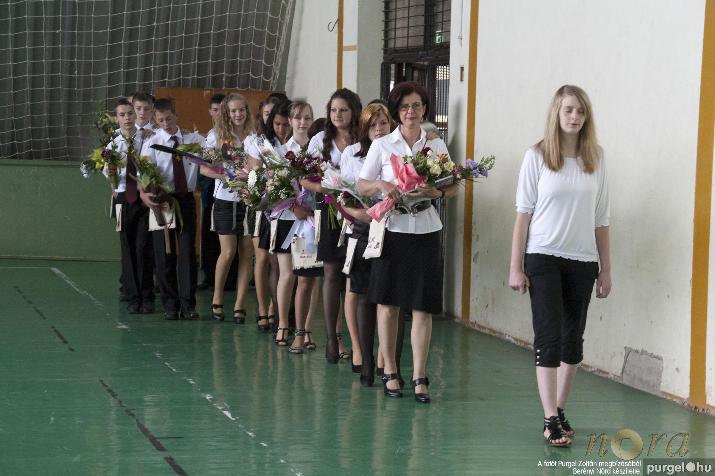 2013.06.15. 112 Forray Máté Általános Iskola ballagás 2013. - Fotó:BERÉNYI NÓRA© _MG_1066.JPG