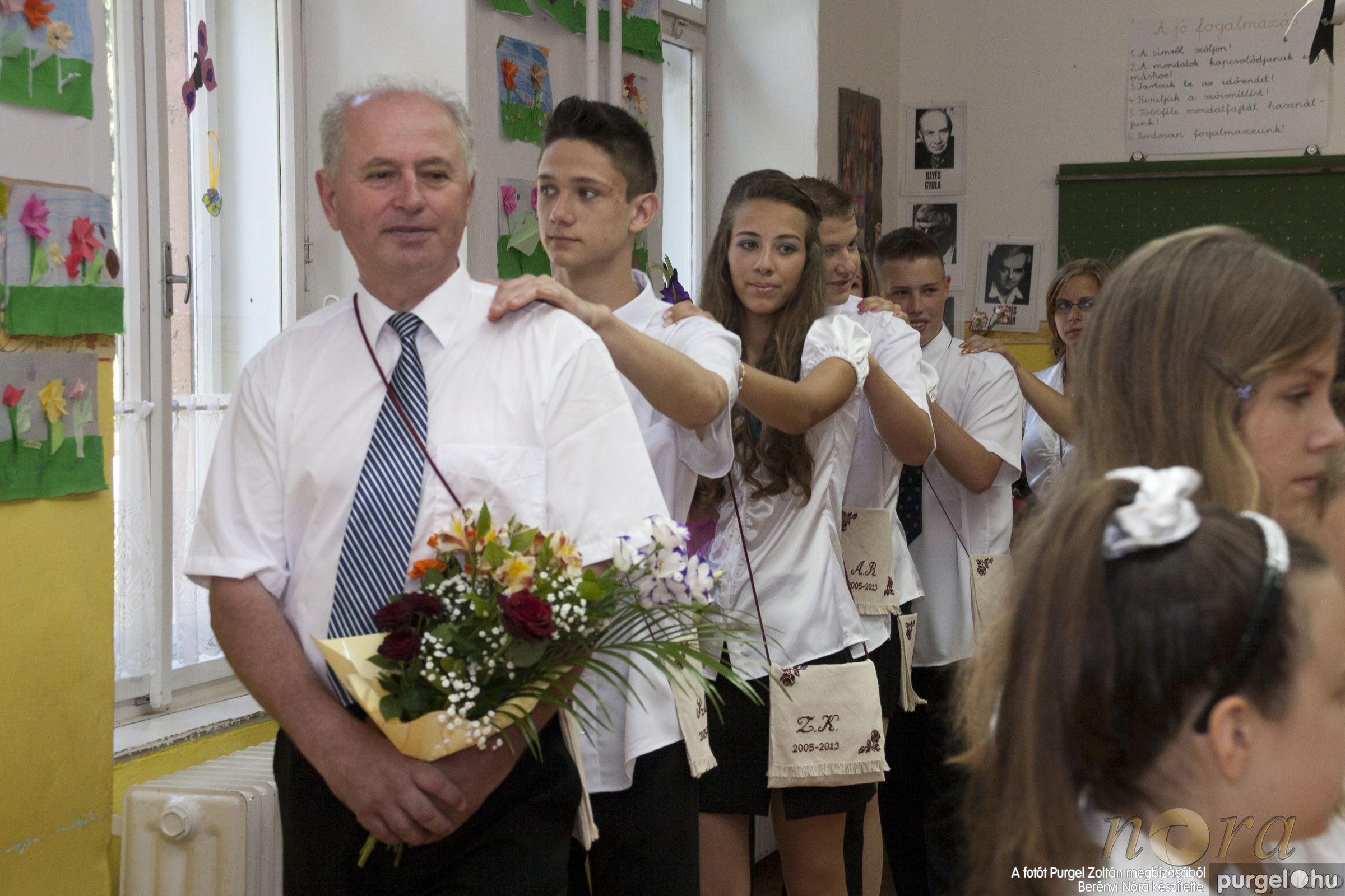 2013.06.15. 105 Forray Máté Általános Iskola ballagás 2013. - Fotó:BERÉNYI NÓRA© _MG_1046.JPG