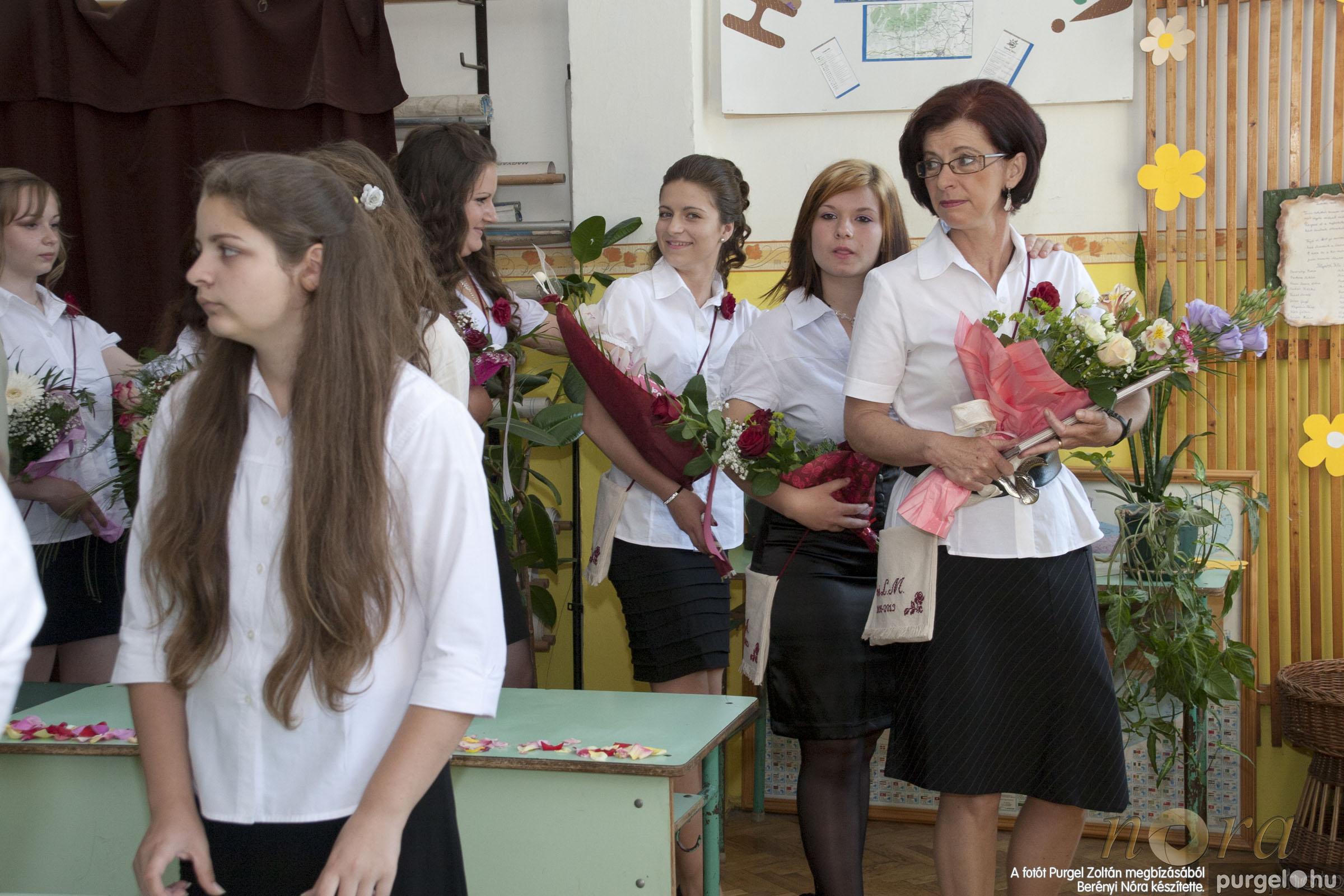 2013.06.15. 086 Forray Máté Általános Iskola ballagás 2013. - Fotó:BERÉNYI NÓRA© _MG_1019.JPG