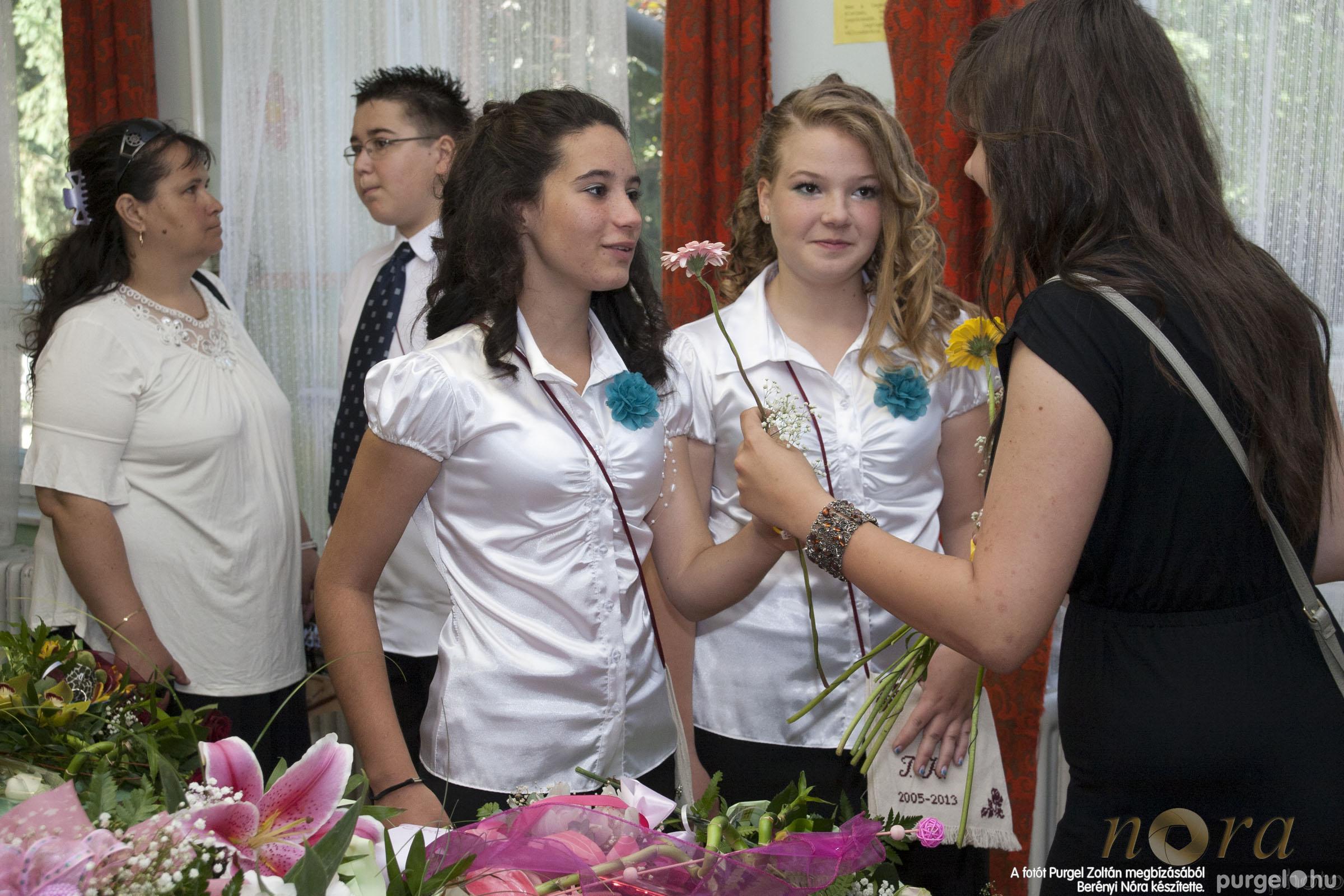 2013.06.15. 059 Forray Máté Általános Iskola ballagás 2013. - Fotó:BERÉNYI NÓRA© _MG_0972.JPG