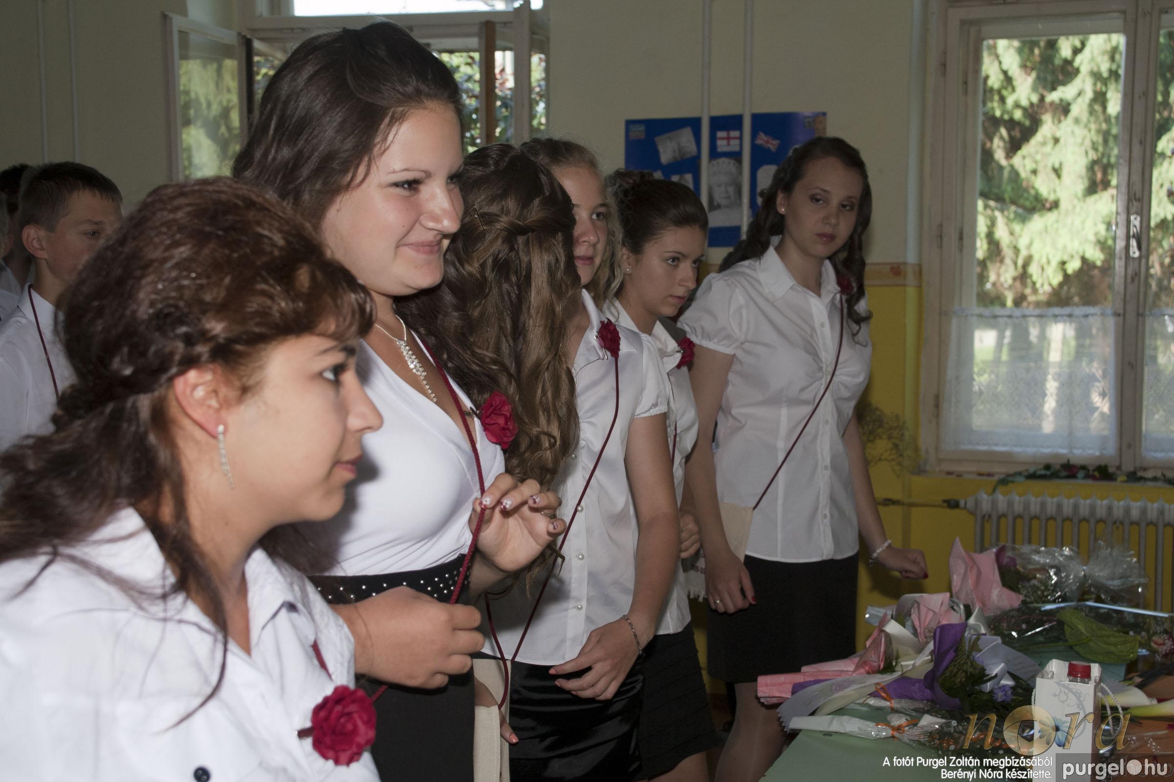 2013.06.15. 026 Forray Máté Általános Iskola ballagás 2013. - Fotó:BERÉNYI NÓRA© _MG_0915.JPG