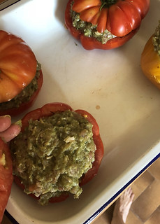 Tomates farcies9