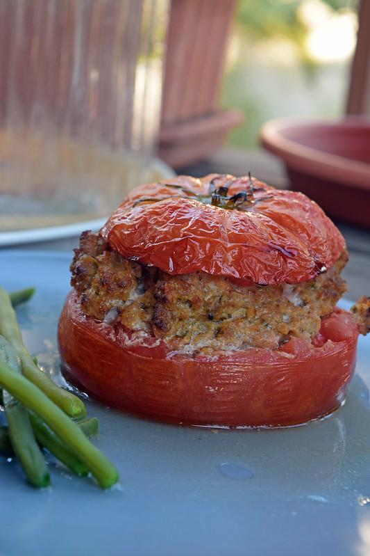 Tomates farcies2