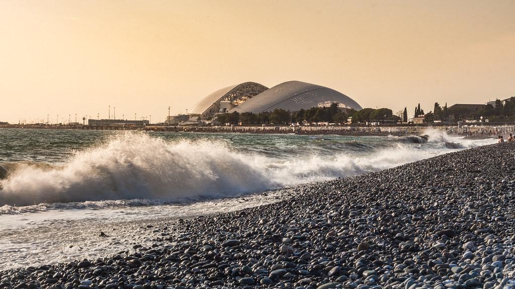 Пляж-Имеретинская-бухта-Сочи-Адлер-0057