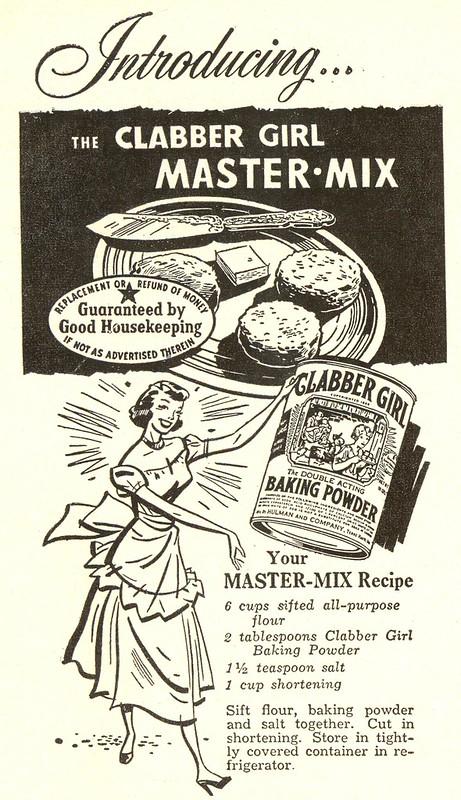 Clabber Girl 1950