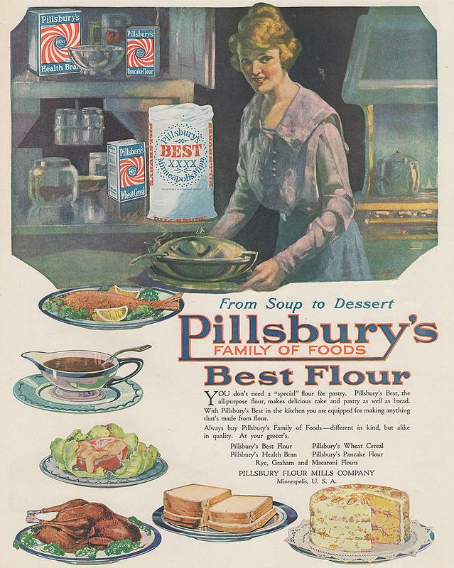 Pillsbury's 1921