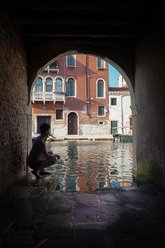 Venetsia matkaopas