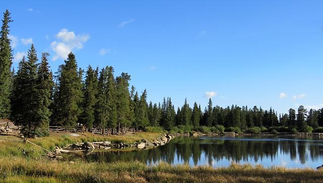 A Morning Walk Around Echo Lake