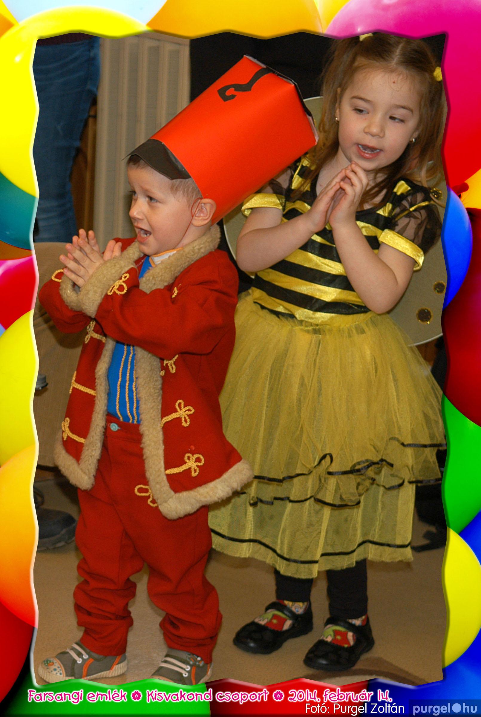 2014.02.14. 188 Kurca-parti Óvoda farsang 2014. - Kisvakond csoport - Fotó:PURGEL ZOLTÁN© 408.jpg