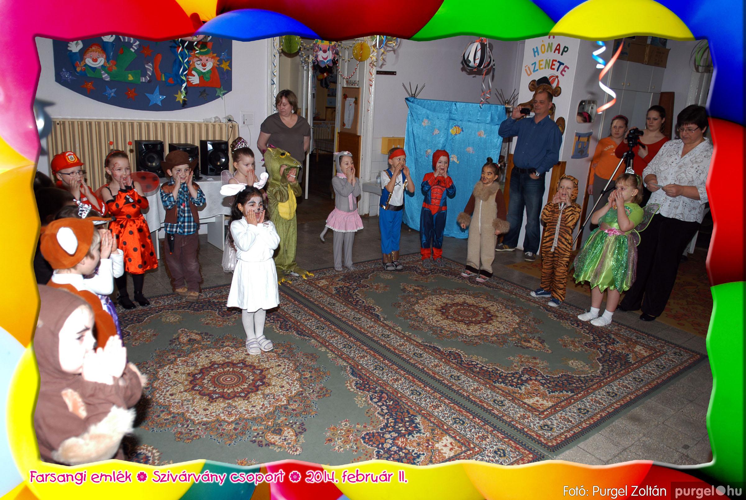 2014.02.11. 062 Kurca-parti Óvoda farsang 2014. - Szivárvány csoport - Fotó:PURGEL ZOLTÁN© 626.jpg
