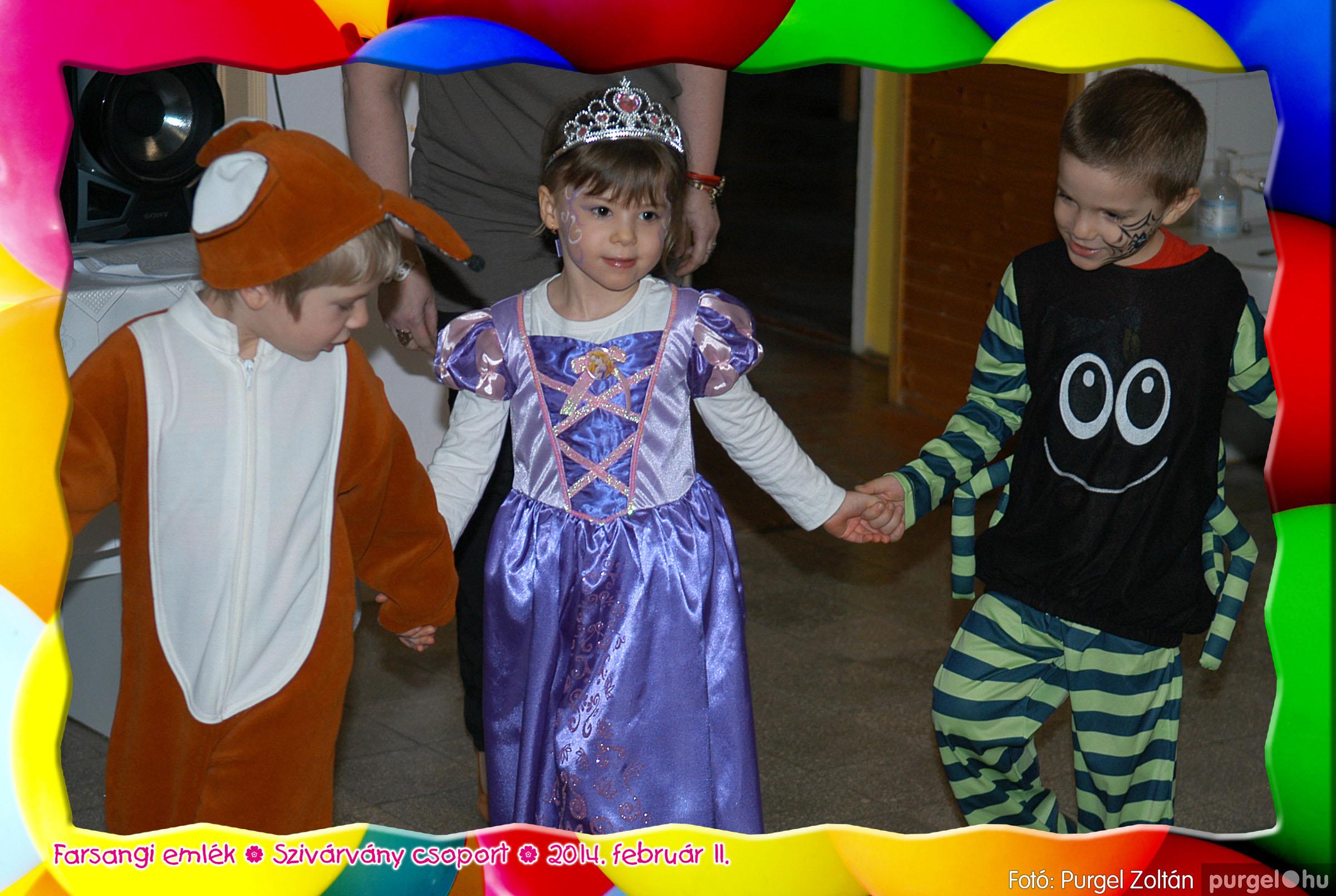 2014.02.11. 049 Kurca-parti Óvoda farsang 2014. - Szivárvány csoport - Fotó:PURGEL ZOLTÁN© 613.jpg