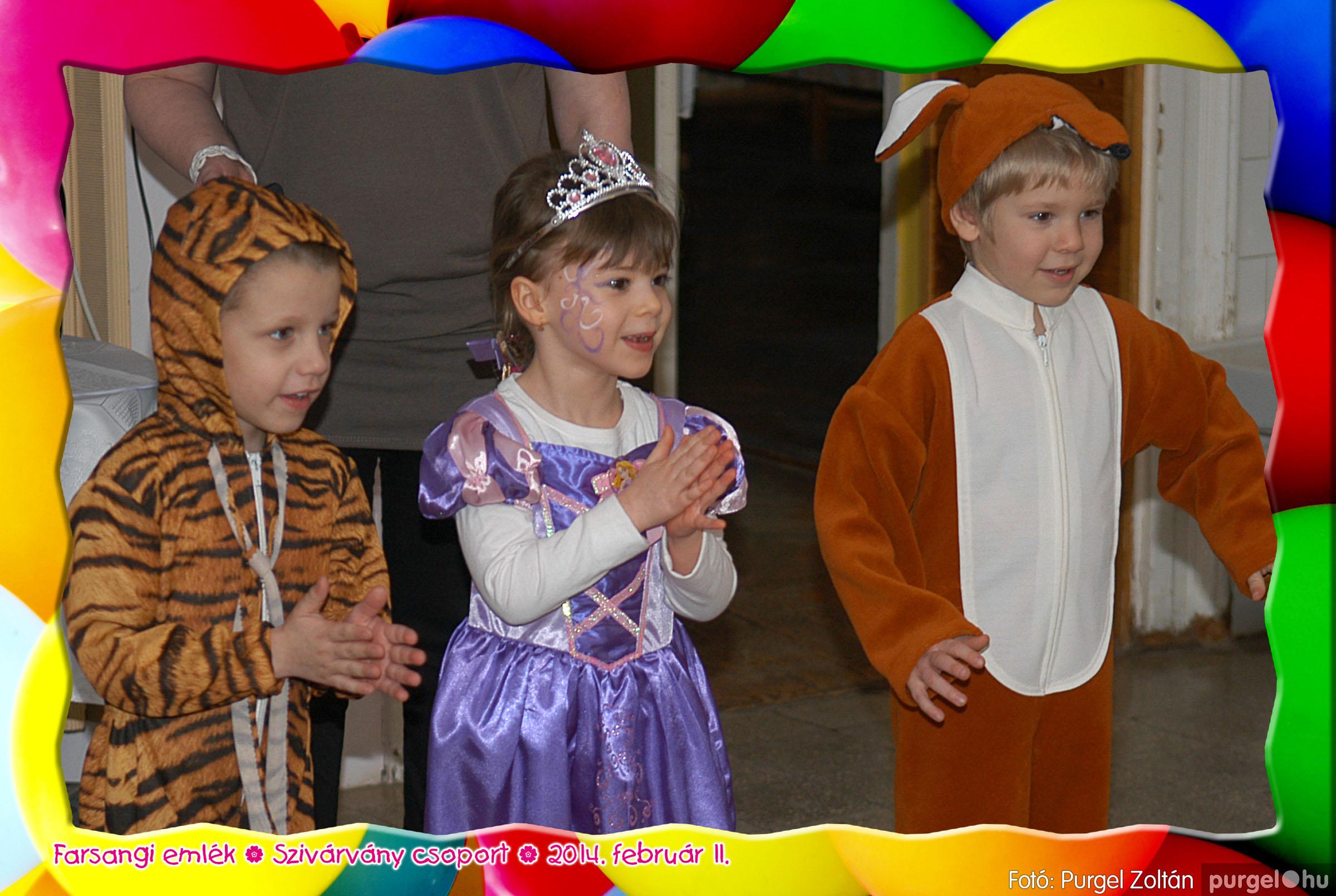 2014.02.11. 039 Kurca-parti Óvoda farsang 2014. - Szivárvány csoport - Fotó:PURGEL ZOLTÁN© 603.jpg