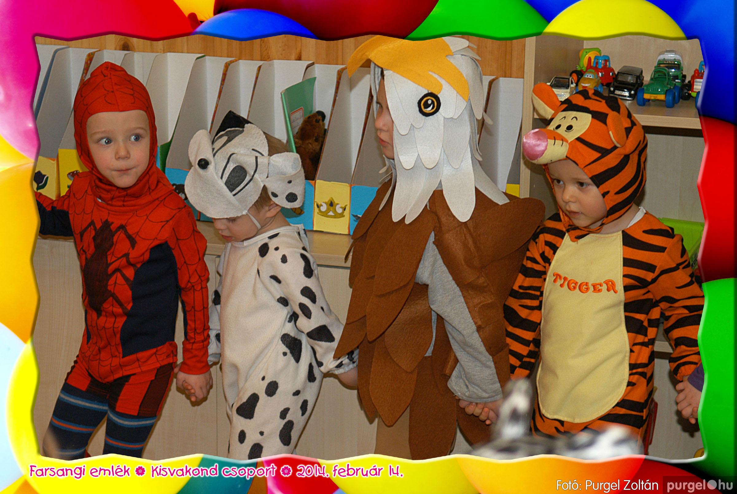 2014.02.14. 208 Kurca-parti Óvoda farsang 2014. - Kisvakond csoport - Fotó:PURGEL ZOLTÁN© 428.jpg