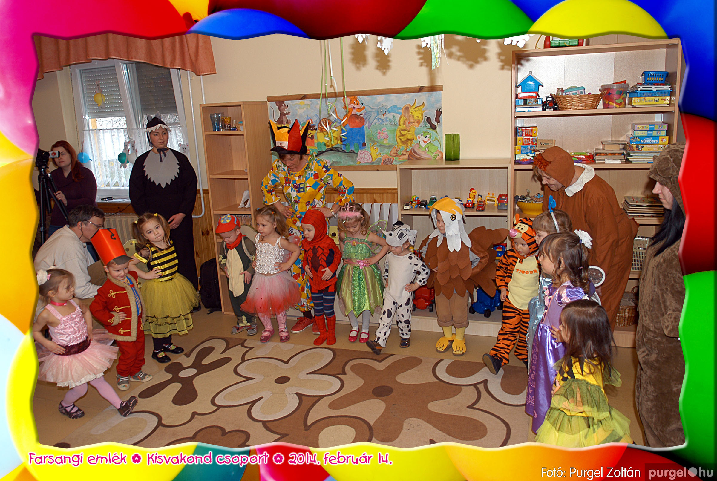 2014.02.14. 195 Kurca-parti Óvoda farsang 2014. - Kisvakond csoport - Fotó:PURGEL ZOLTÁN© 415.jpg
