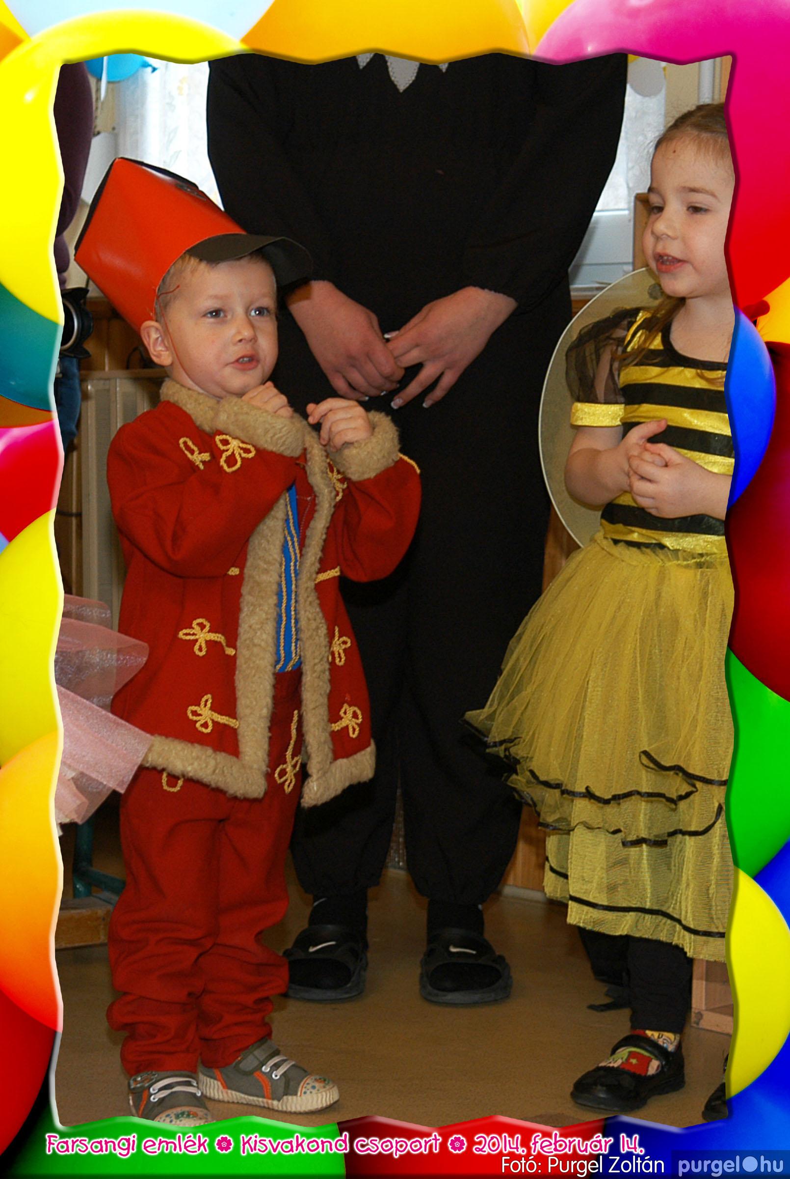 2014.02.14. 182 Kurca-parti Óvoda farsang 2014. - Kisvakond csoport - Fotó:PURGEL ZOLTÁN© 402.jpg