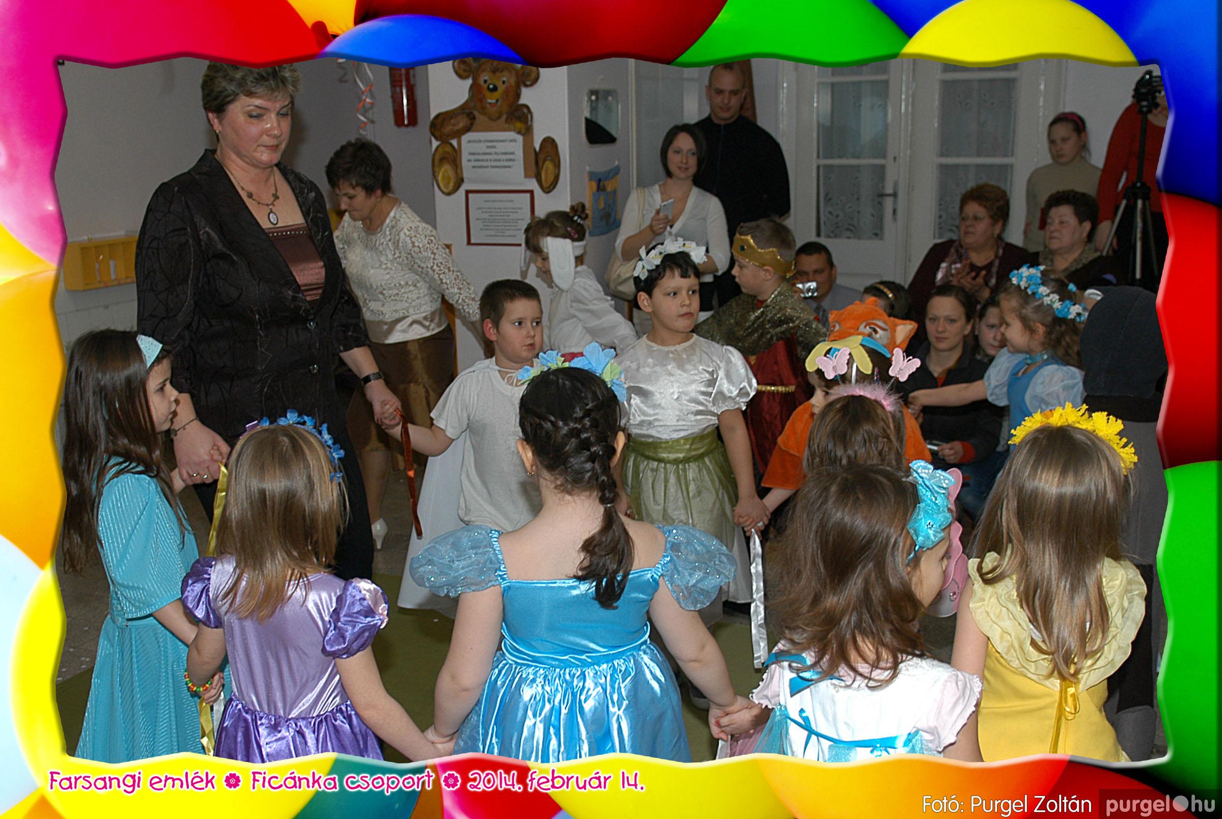 2014.02.14. 173 Kurca-parti Óvoda farsang 2014. - Ficánka csoport - Fotó:PURGEL ZOLTÁN© 229.jpg