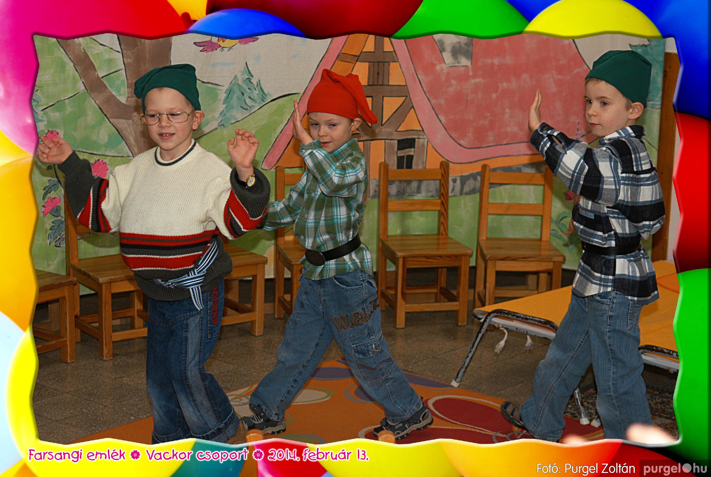 2014.02.13. 143 Kurca-parti Óvoda farsang 2014. - Vackor csoport - Fotó:PURGEL ZOLTÁN© 335.jpg