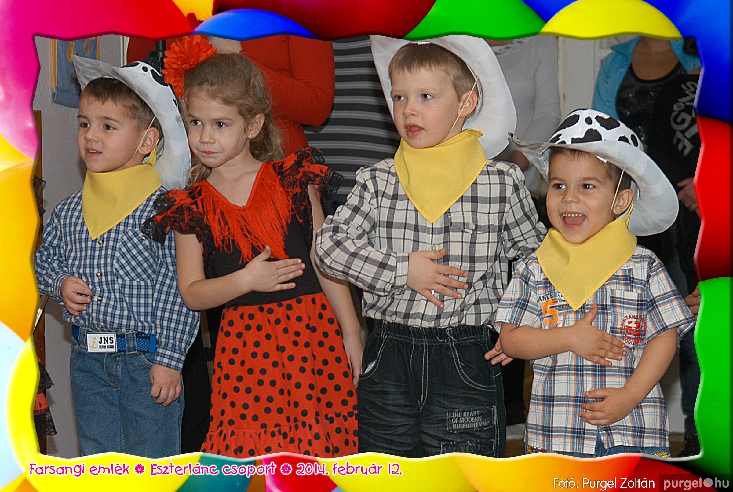 2014.02.12. 101 Kurca-parti Óvoda farsang 2014. - Eszterlánc csoport - Fotó:PURGEL ZOLTÁN© 129.jpg