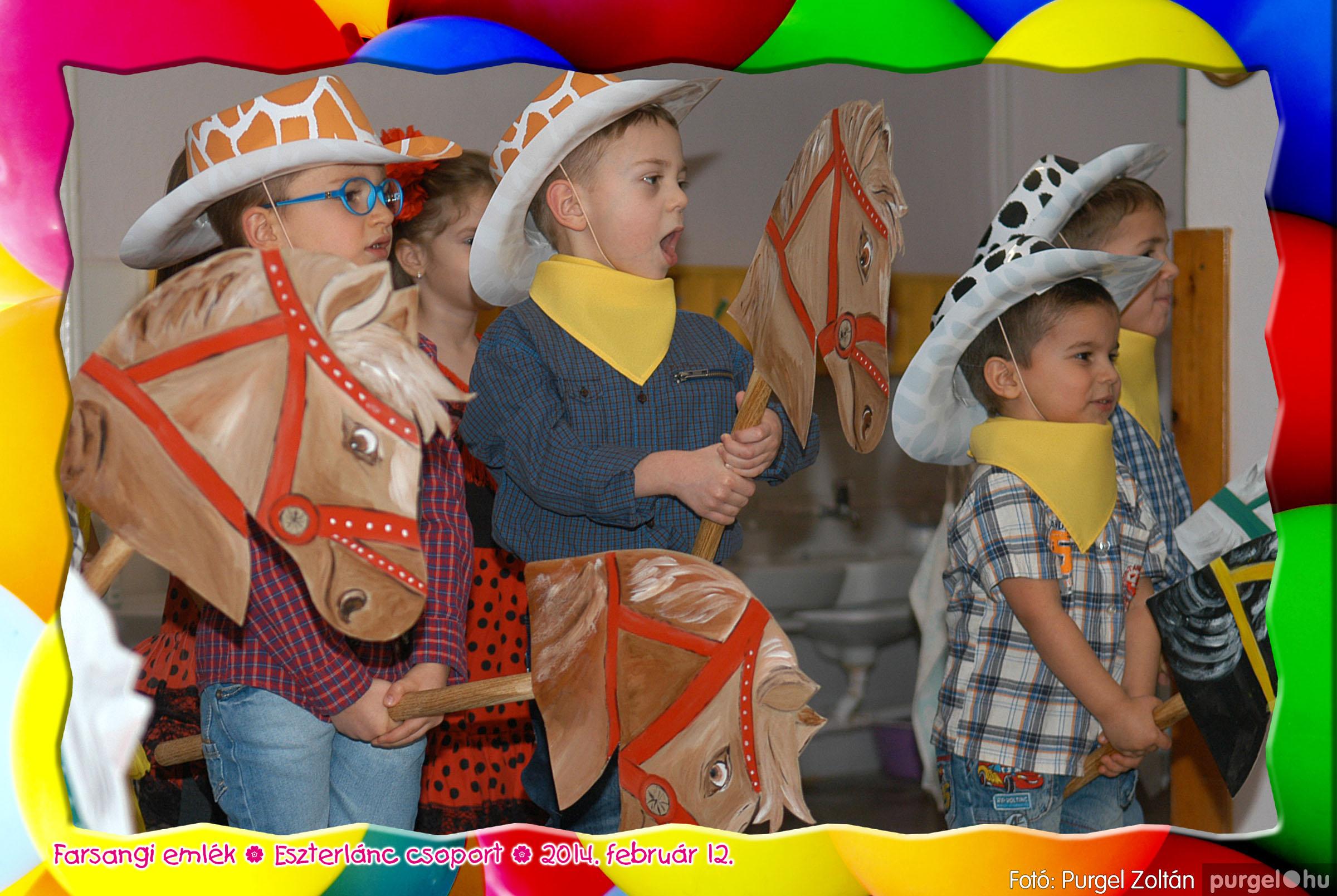 2014.02.12. 090 Kurca-parti Óvoda farsang 2014. - Eszterlánc csoport - Fotó:PURGEL ZOLTÁN© 118.jpg