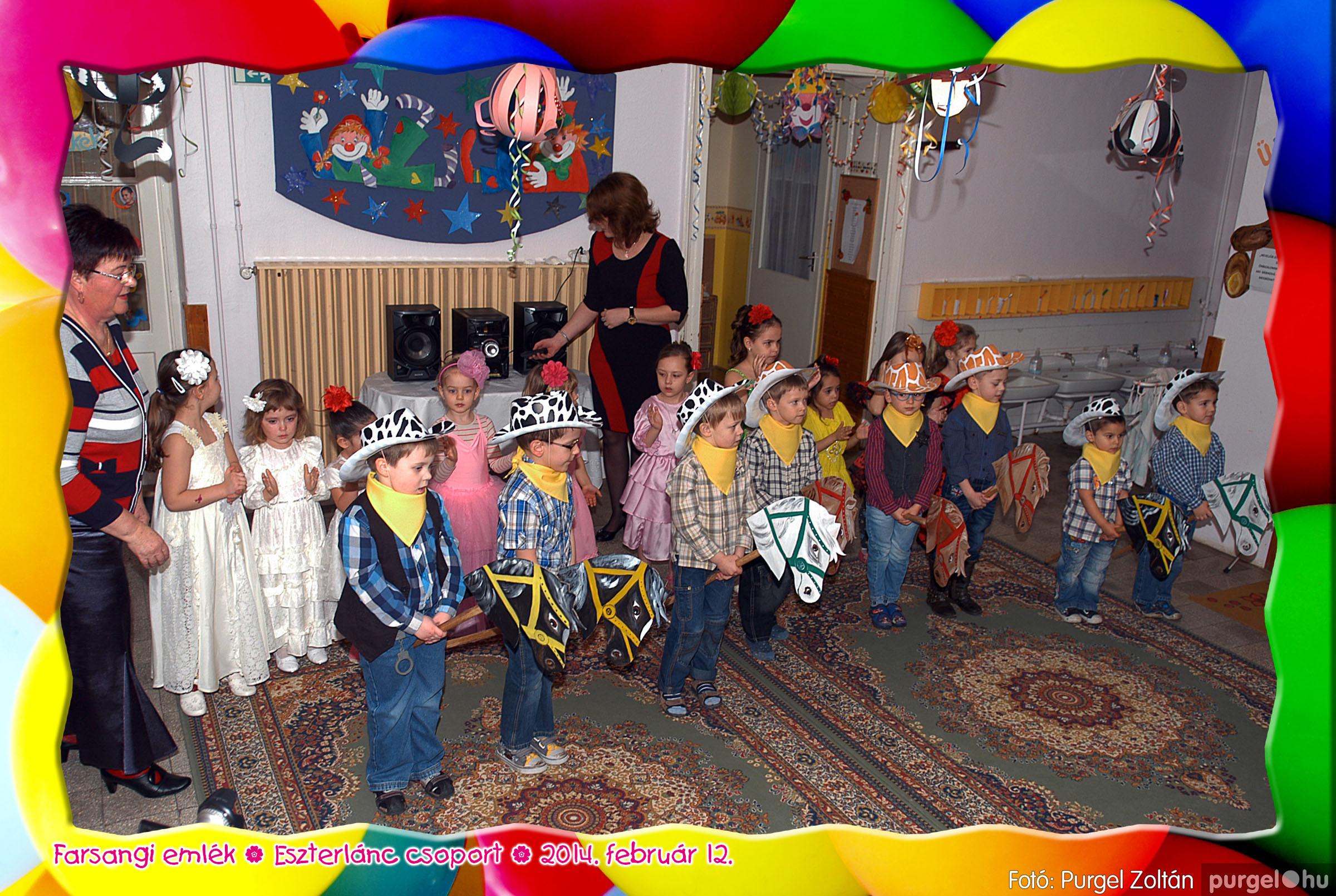 2014.02.12. 089 Kurca-parti Óvoda farsang 2014. - Eszterlánc csoport - Fotó:PURGEL ZOLTÁN© 117.jpg