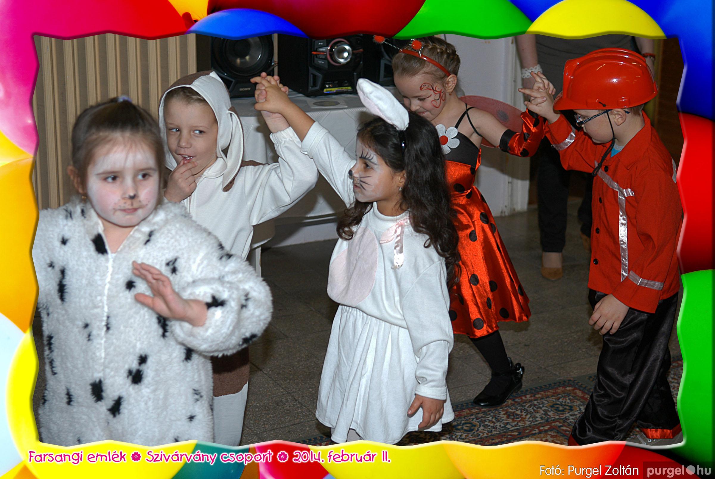 2014.02.11. 065 Kurca-parti Óvoda farsang 2014. - Szivárvány csoport - Fotó:PURGEL ZOLTÁN© 629.jpg