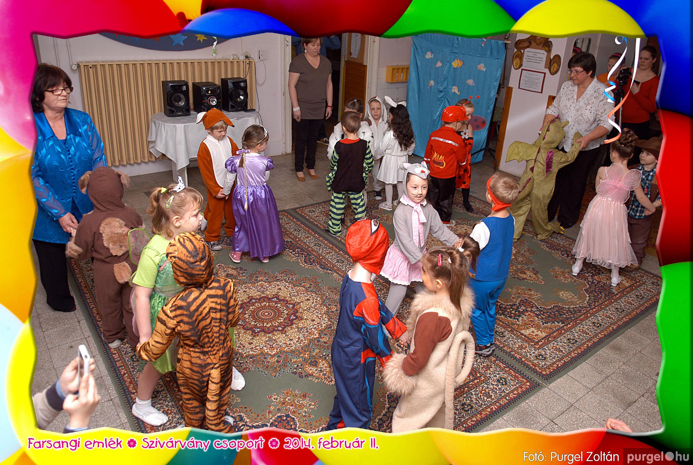 2014.02.11. 063 Kurca-parti Óvoda farsang 2014. - Szivárvány csoport - Fotó:PURGEL ZOLTÁN© 627.jpg