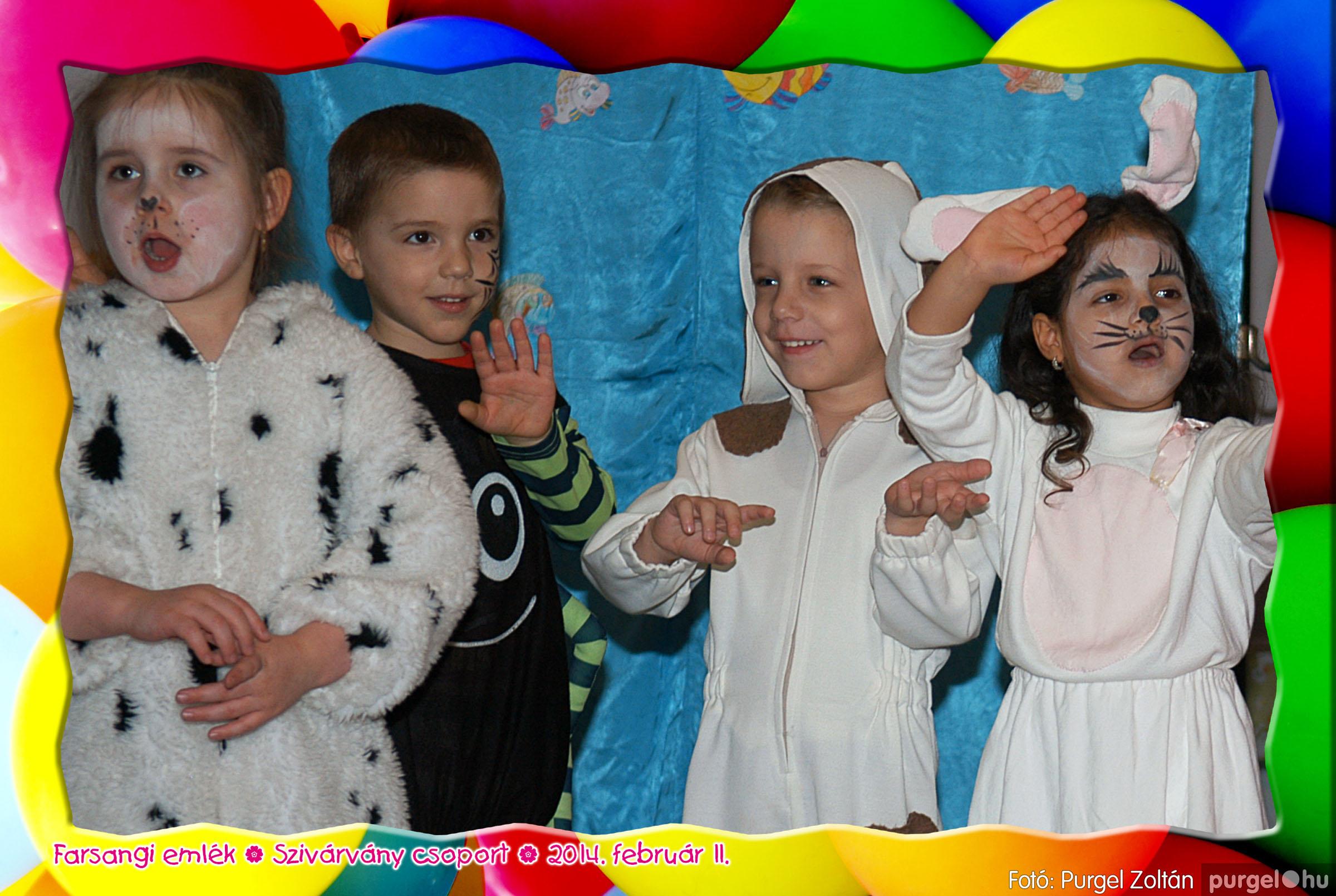 2014.02.11. 045 Kurca-parti Óvoda farsang 2014. - Szivárvány csoport - Fotó:PURGEL ZOLTÁN© 609.jpg