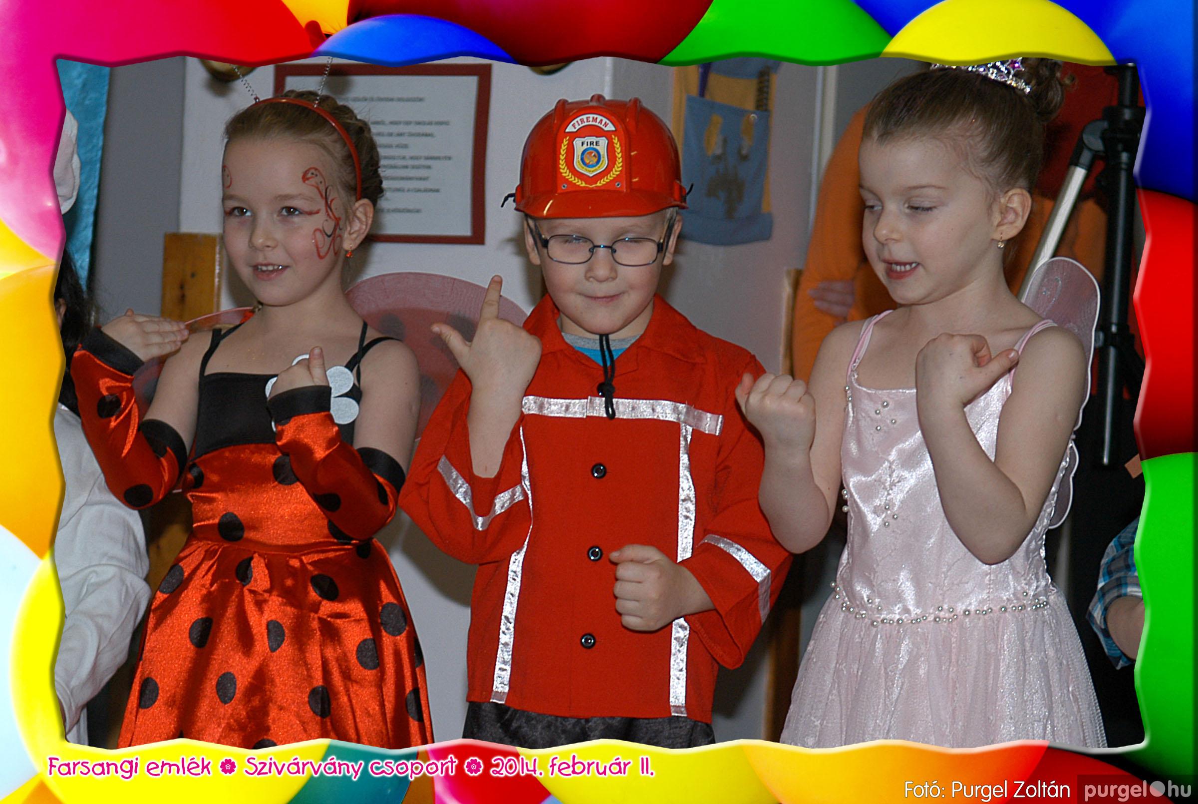 2014.02.11. 044 Kurca-parti Óvoda farsang 2014. - Szivárvány csoport - Fotó:PURGEL ZOLTÁN© 608.jpg