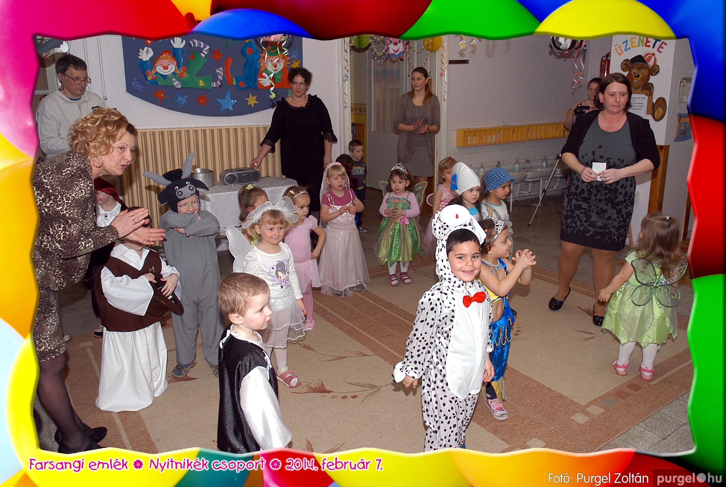 2014.02.07. 036 Kurca-parti Óvoda farsang 2014. - Nyitnikék csoport - Fotó:PURGEL ZOLTÁN© 536.jpg
