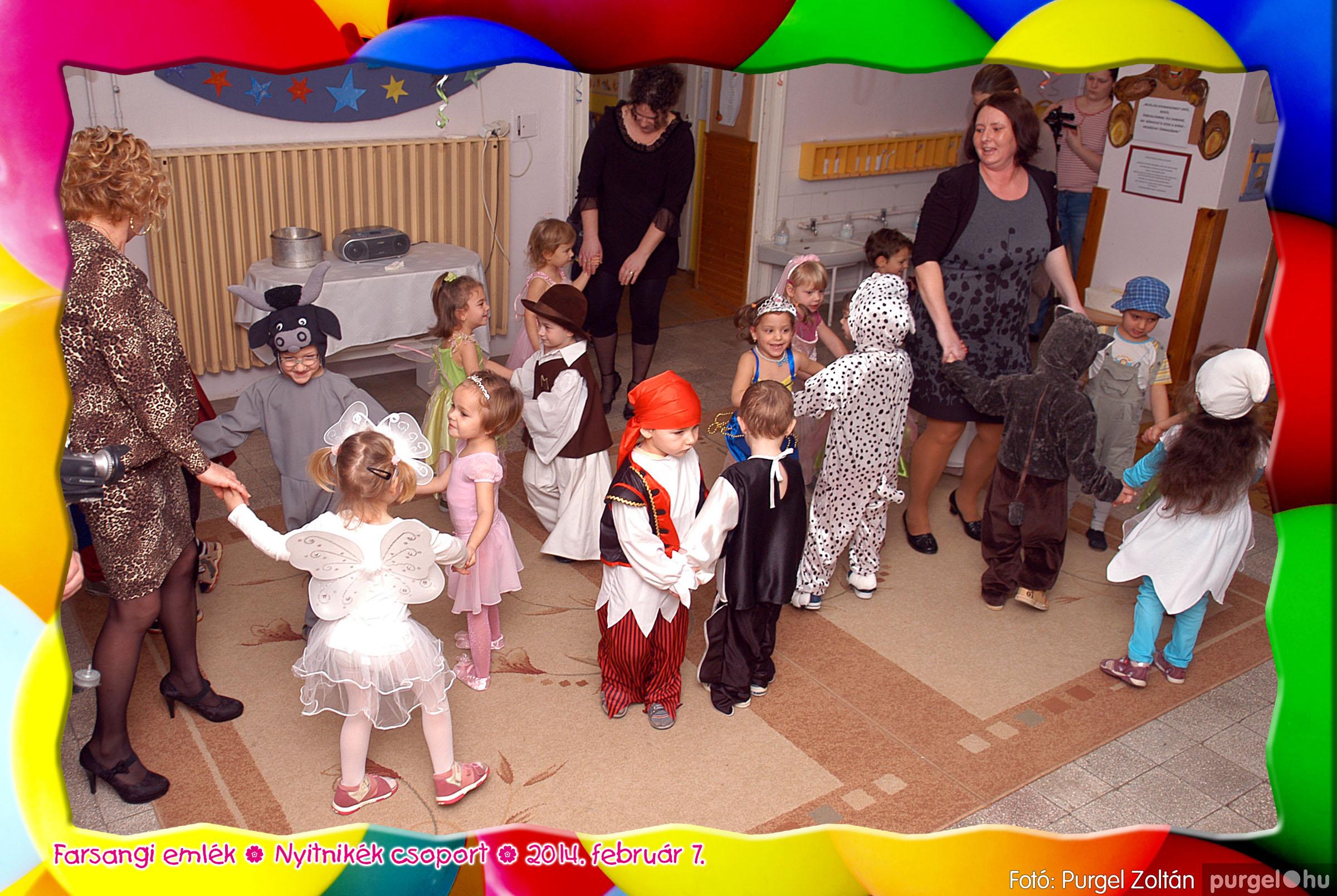 2014.02.07. 034 Kurca-parti Óvoda farsang 2014. - Nyitnikék csoport - Fotó:PURGEL ZOLTÁN© 534.jpg