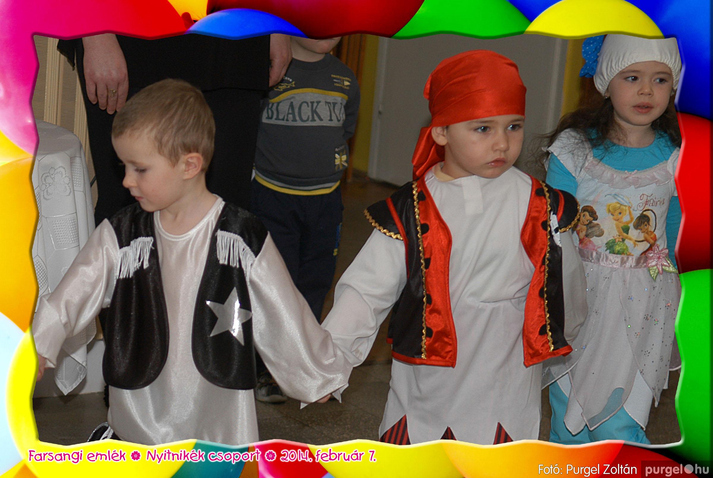 2014.02.07. 025 Kurca-parti Óvoda farsang 2014. - Nyitnikék csoport - Fotó:PURGEL ZOLTÁN© 525.jpg