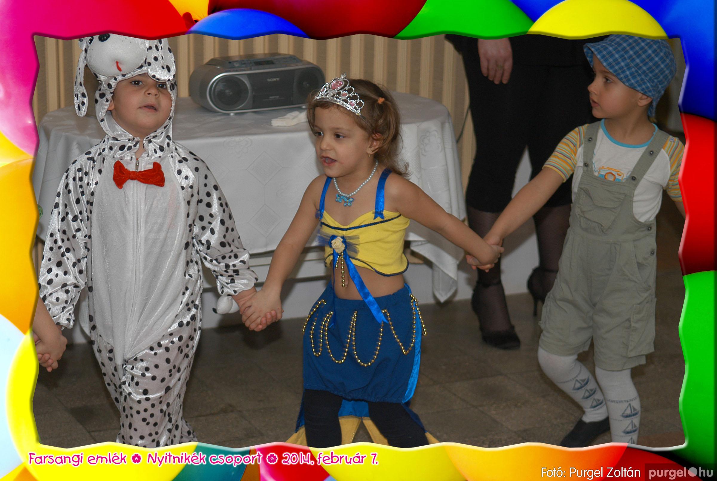 2014.02.07. 024 Kurca-parti Óvoda farsang 2014. - Nyitnikék csoport - Fotó:PURGEL ZOLTÁN© 524.jpg
