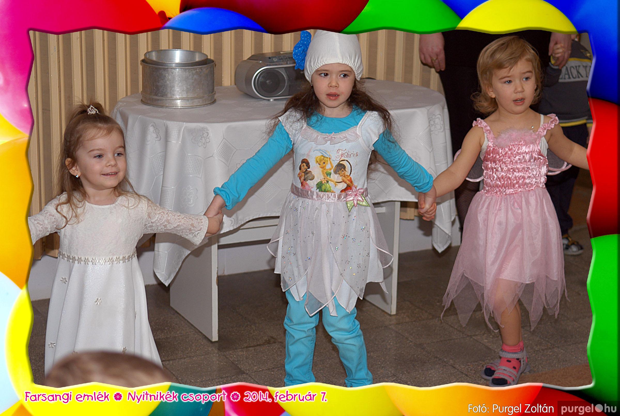 2014.02.07. 003 Kurca-parti Óvoda farsang 2014. - Nyitnikék csoport - Fotó:PURGEL ZOLTÁN© 503.jpg