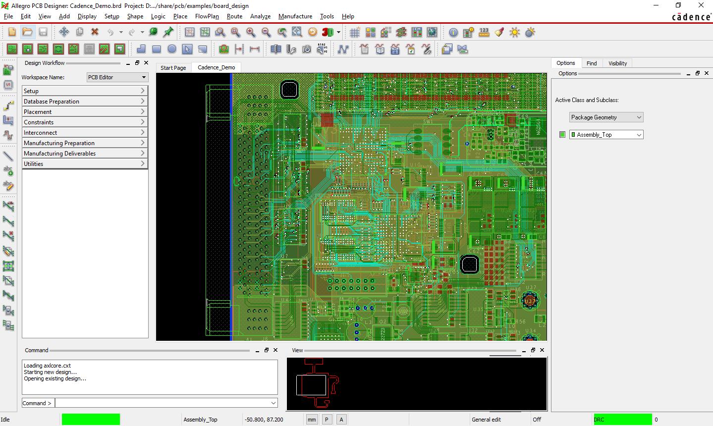 Working with Cadence SPB-OrCAD (Allegro SPB) 17.20.S049 win64 full