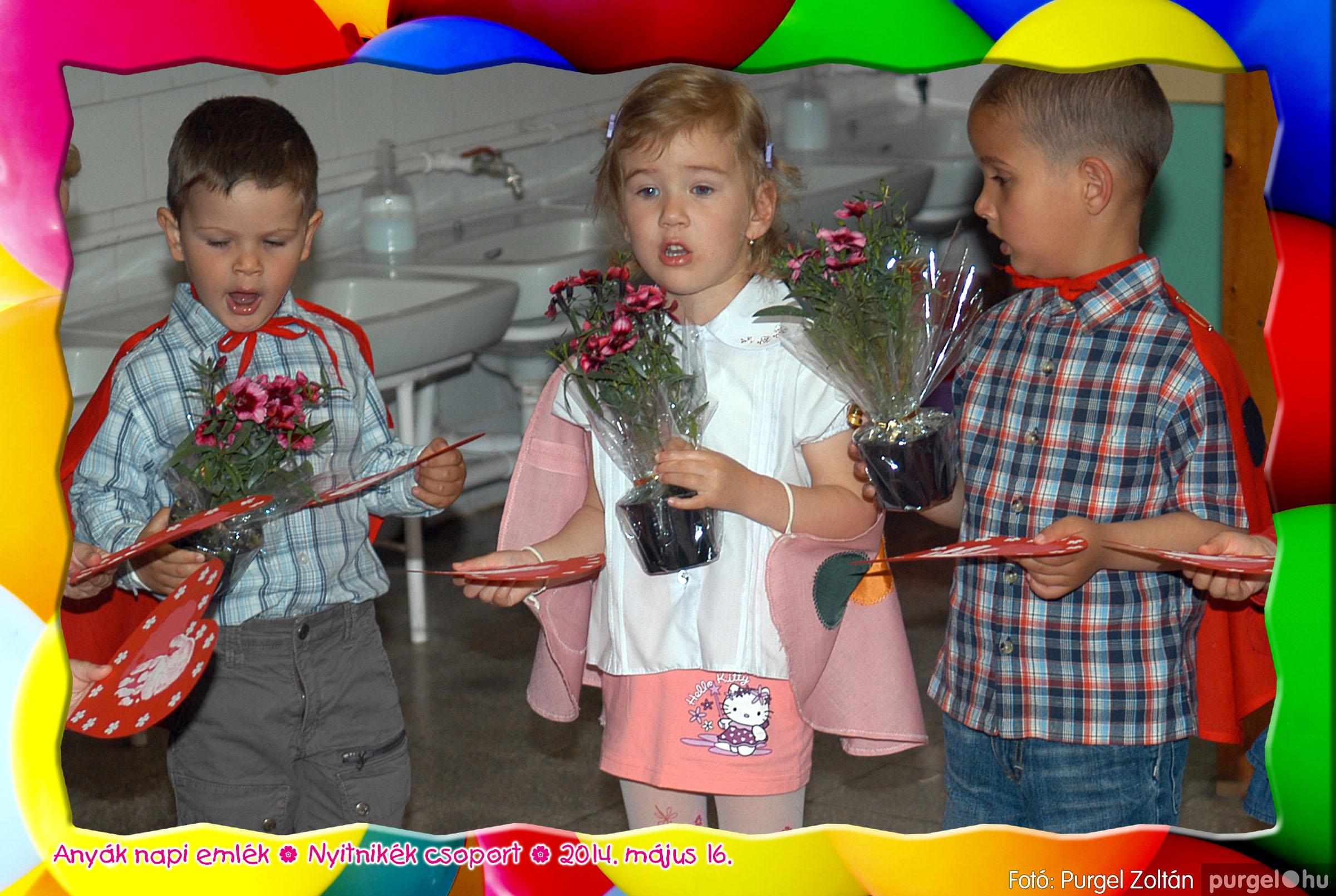 2014.05.16. 071 Kurca-parti Óvoda évzáró 2014. - Nyitnikék csoport - Fotó:PURGEL ZOLTÁN© 535.jpg
