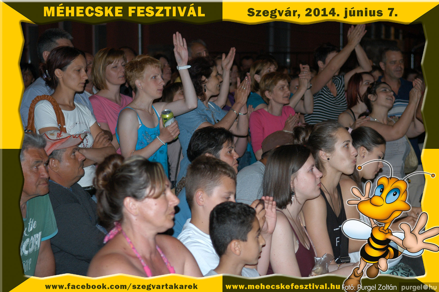 2014.06.07. 462 Szegvár és Vidéke Takarékszövetkezet - Méhecske Fesztivál 2014. - Fotó:PURGEL ZOLTÁN© 463.jpg