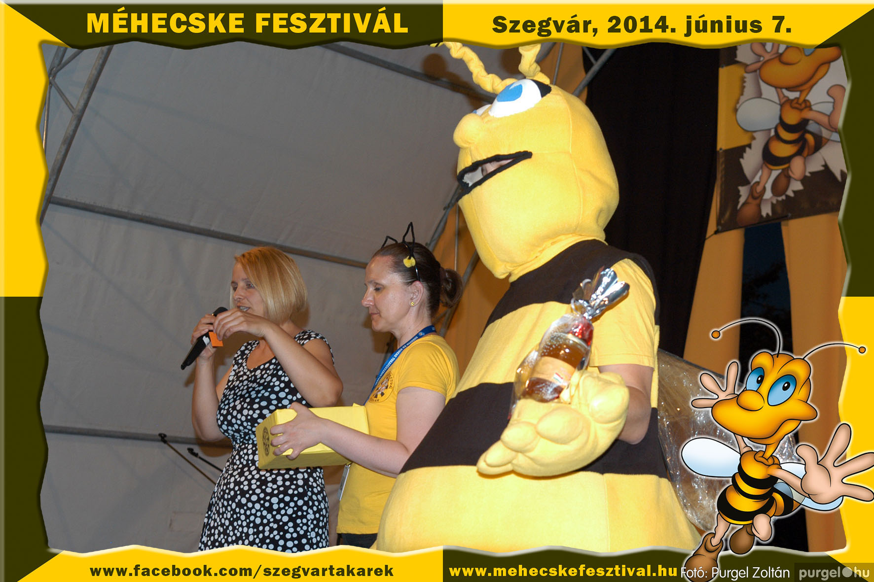2014.06.07. 446 Szegvár és Vidéke Takarékszövetkezet - Méhecske Fesztivál 2014. - Fotó:PURGEL ZOLTÁN© 447.jpg