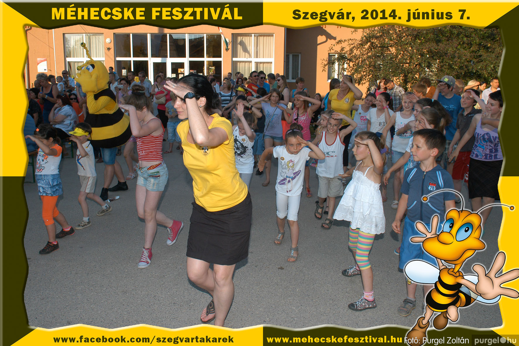 2014.06.07. 351 Szegvár és Vidéke Takarékszövetkezet - Méhecske Fesztivál 2014. - Fotó:PURGEL ZOLTÁN© 352.jpg