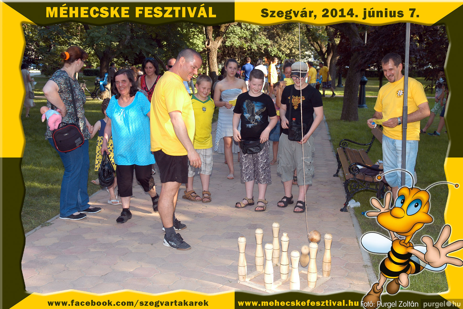 2014.06.07. 327 Szegvár és Vidéke Takarékszövetkezet - Méhecske Fesztivál 2014. - Fotó:PURGEL ZOLTÁN© 328.jpg