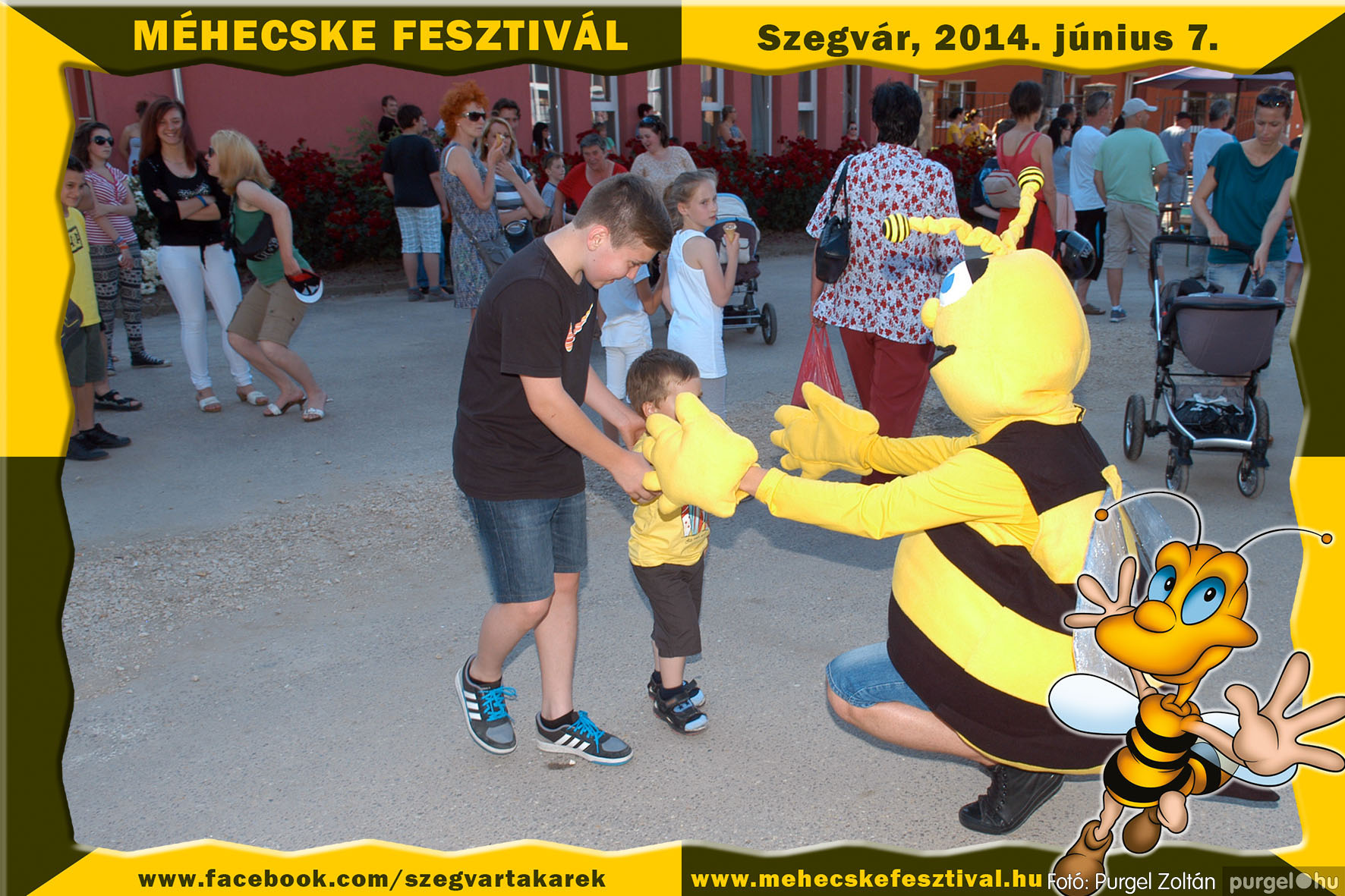 2014.06.07. 262 Szegvár és Vidéke Takarékszövetkezet - Méhecske Fesztivál 2014. - Fotó:PURGEL ZOLTÁN© 263.jpg