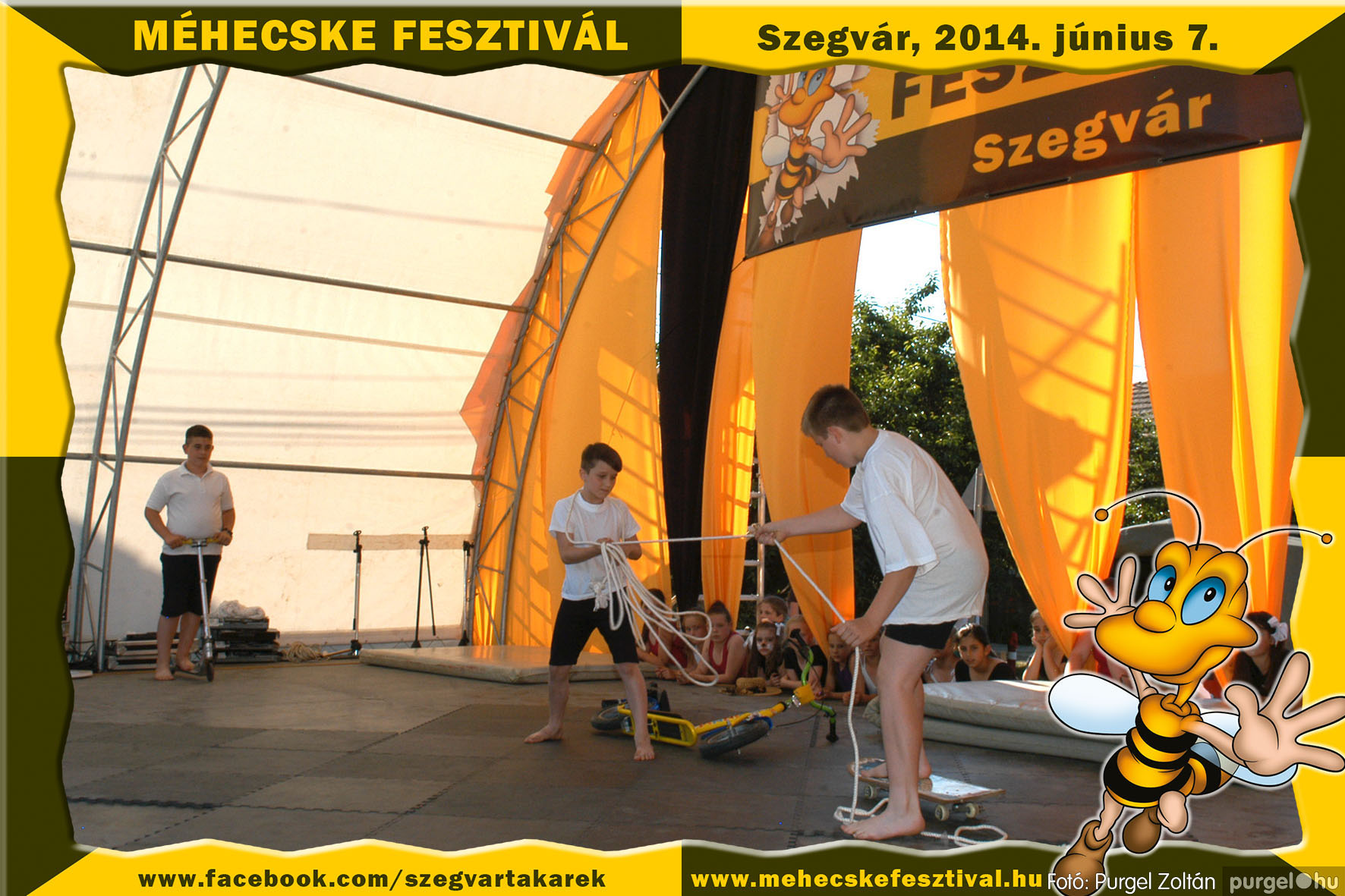 2014.06.07. 251 Szegvár és Vidéke Takarékszövetkezet - Méhecske Fesztivál 2014. - Fotó:PURGEL ZOLTÁN© 252.jpg