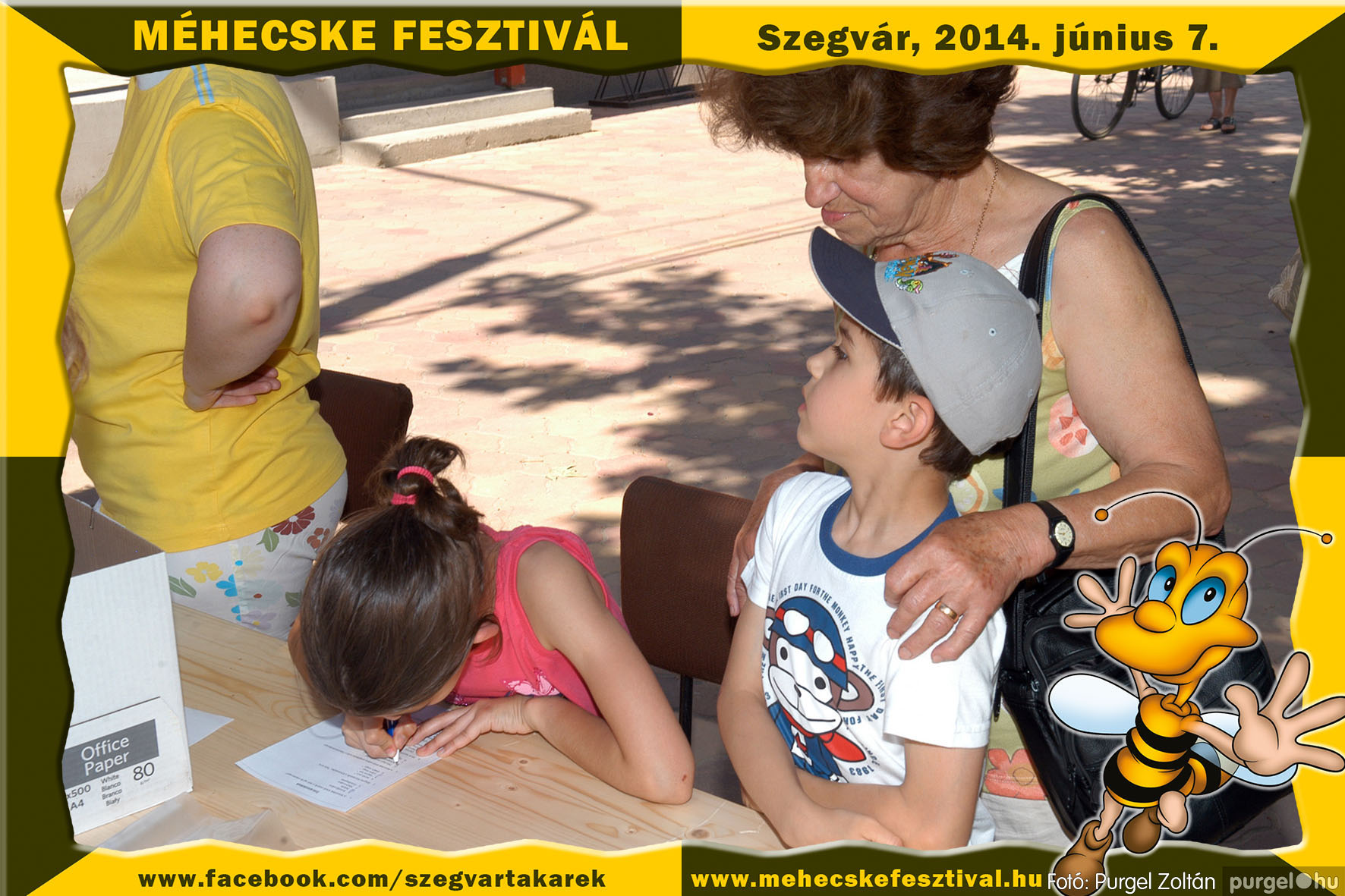 2014.06.07. 060 Szegvár és Vidéke Takarékszövetkezet - Méhecske Fesztivál 2014. - Fotó:PURGEL ZOLTÁN© 061.jpg