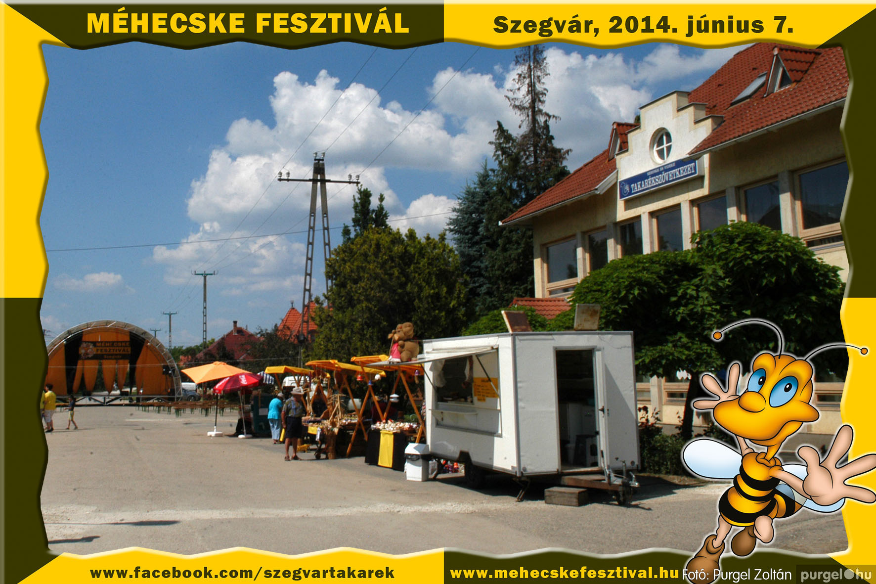 2014.06.07. 029 Szegvár és Vidéke Takarékszövetkezet - Méhecske Fesztivál 2014. - Fotó:PURGEL ZOLTÁN© 030.jpg
