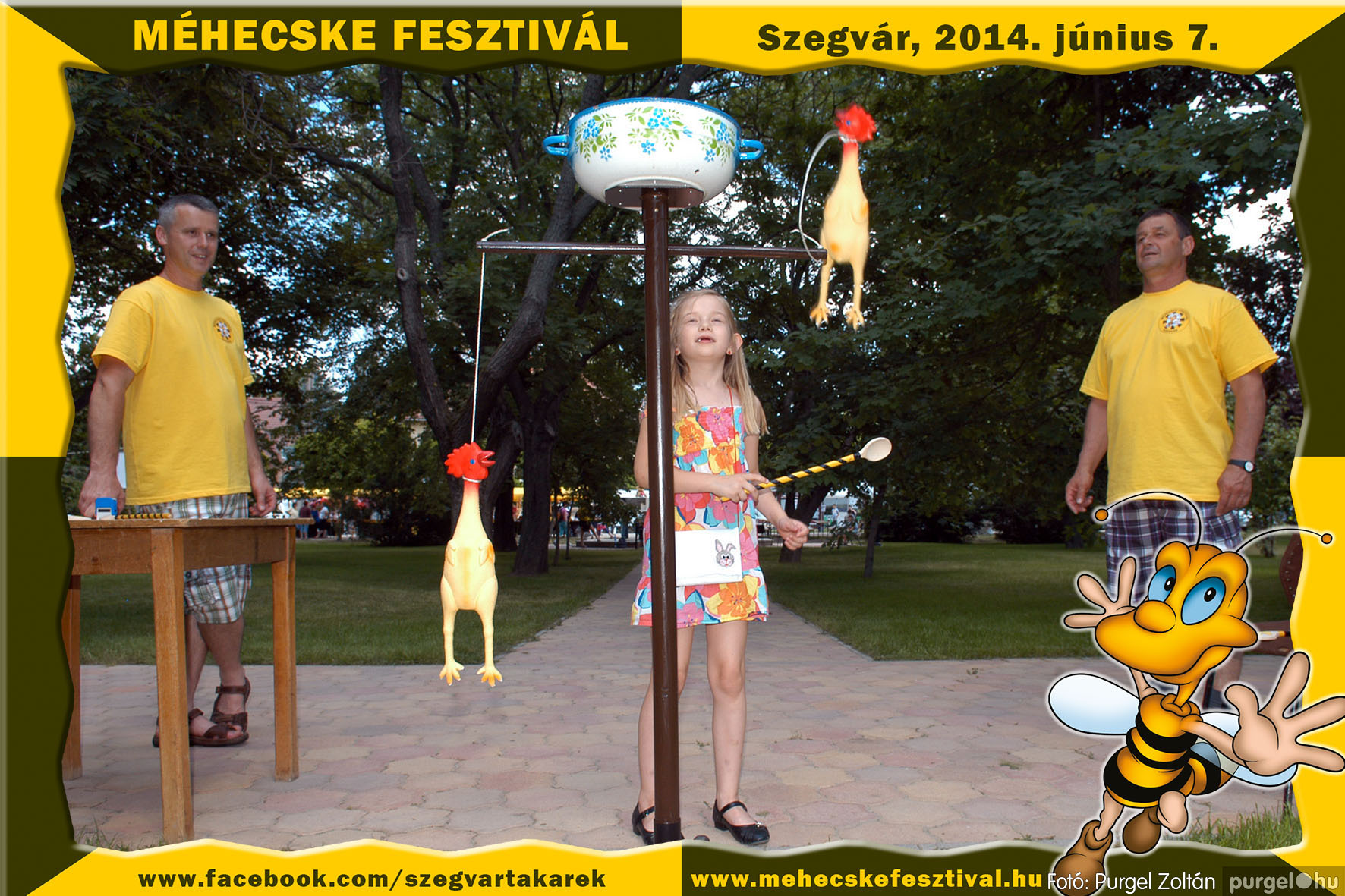 2014.06.07. 015 Szegvár és Vidéke Takarékszövetkezet - Méhecske Fesztivál 2014. - Fotó:PURGEL ZOLTÁN© 016.jpg