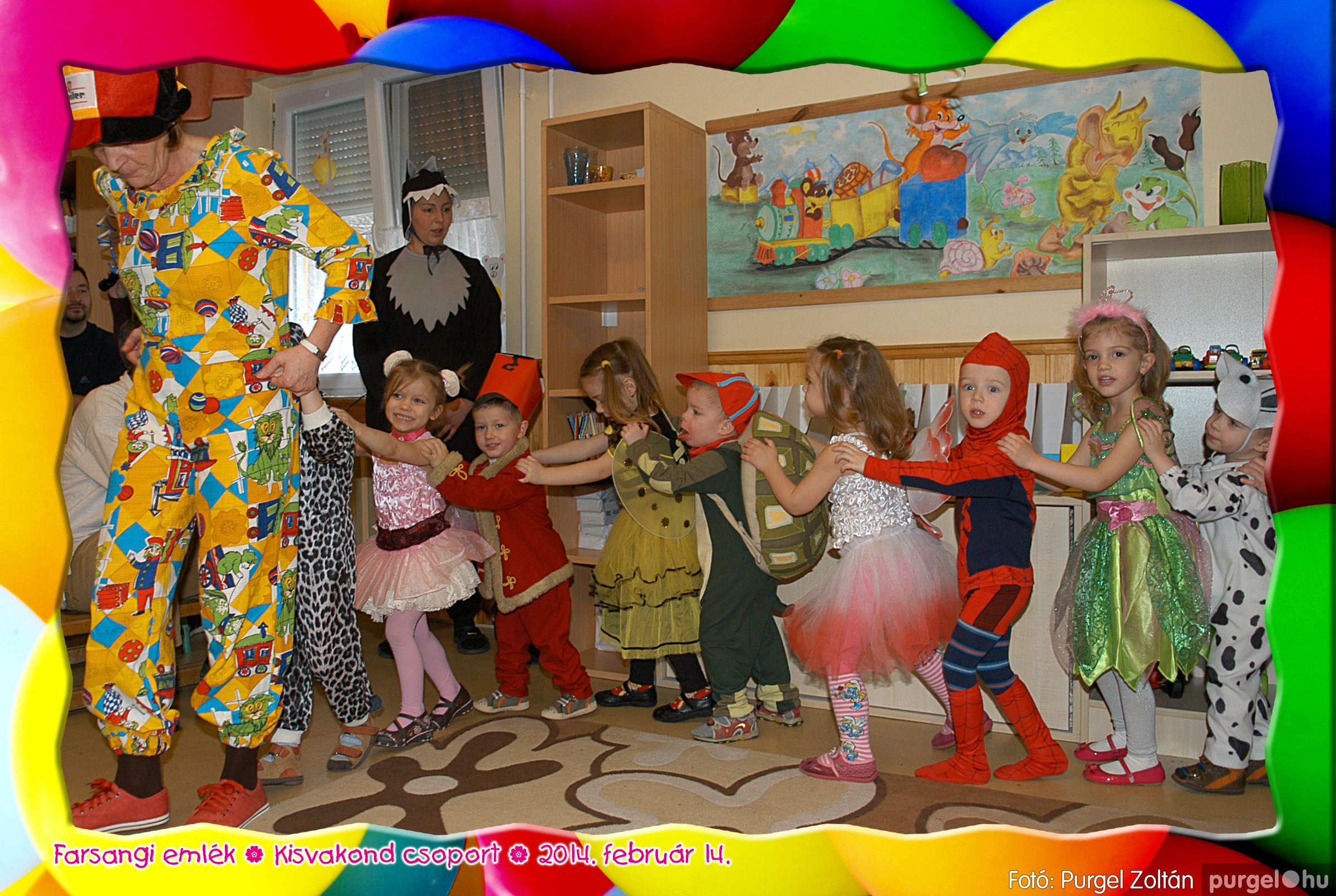 2014.02.14. 192 Kurca-parti Óvoda farsang 2014. - Kisvakond csoport - Fotó:PURGEL ZOLTÁN© 412.jpg