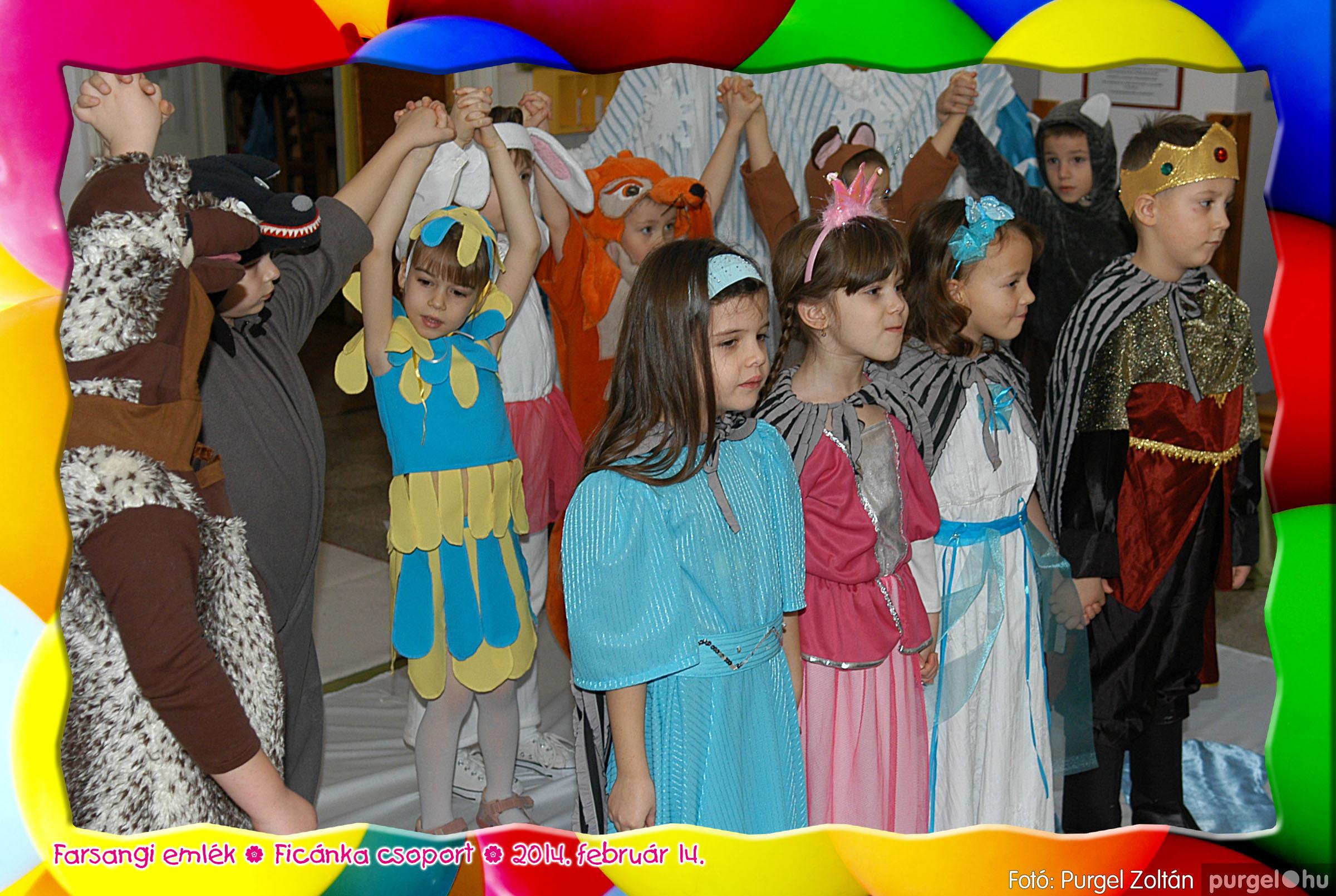 2014.02.14. 155 Kurca-parti Óvoda farsang 2014. - Ficánka csoport - Fotó:PURGEL ZOLTÁN© 211.jpg