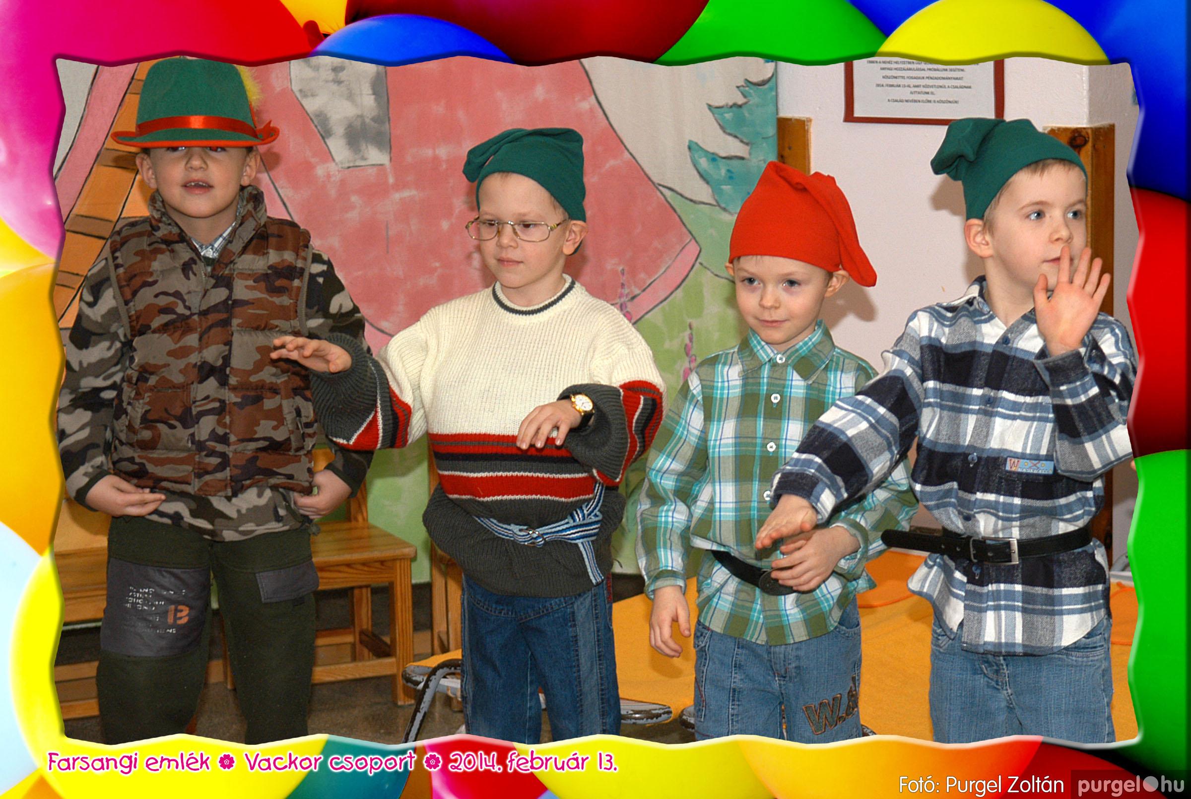 2014.02.13. 139 Kurca-parti Óvoda farsang 2014. - Vackor csoport - Fotó:PURGEL ZOLTÁN© 331.jpg